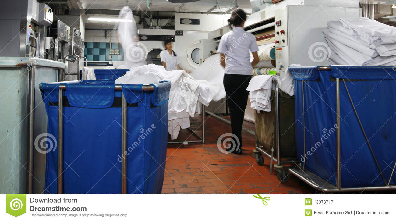 Laundry Facilities & Dry Cleaning Services Industry Profile