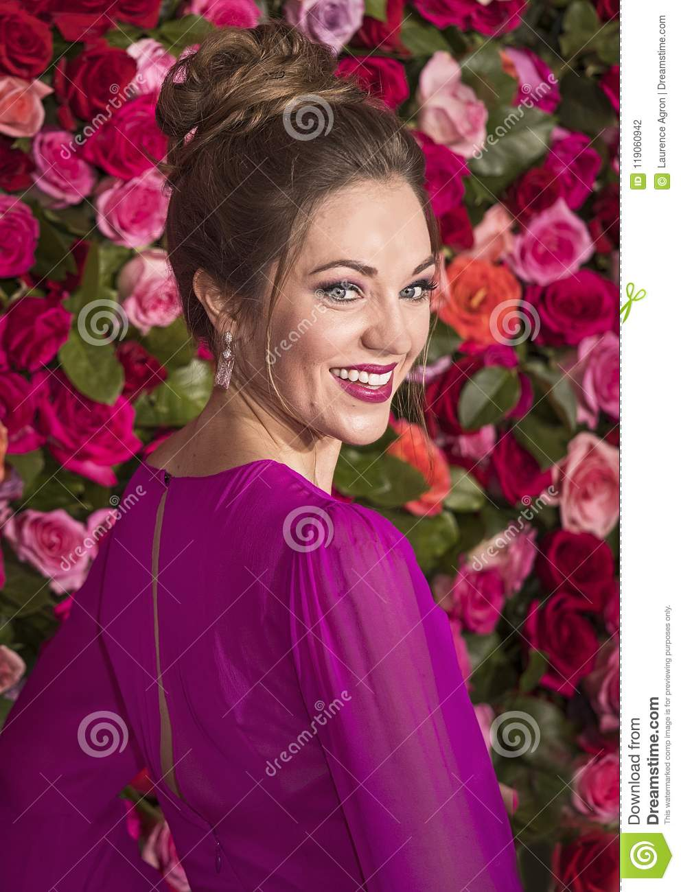 Laura Osnes en Tony Awards 2018