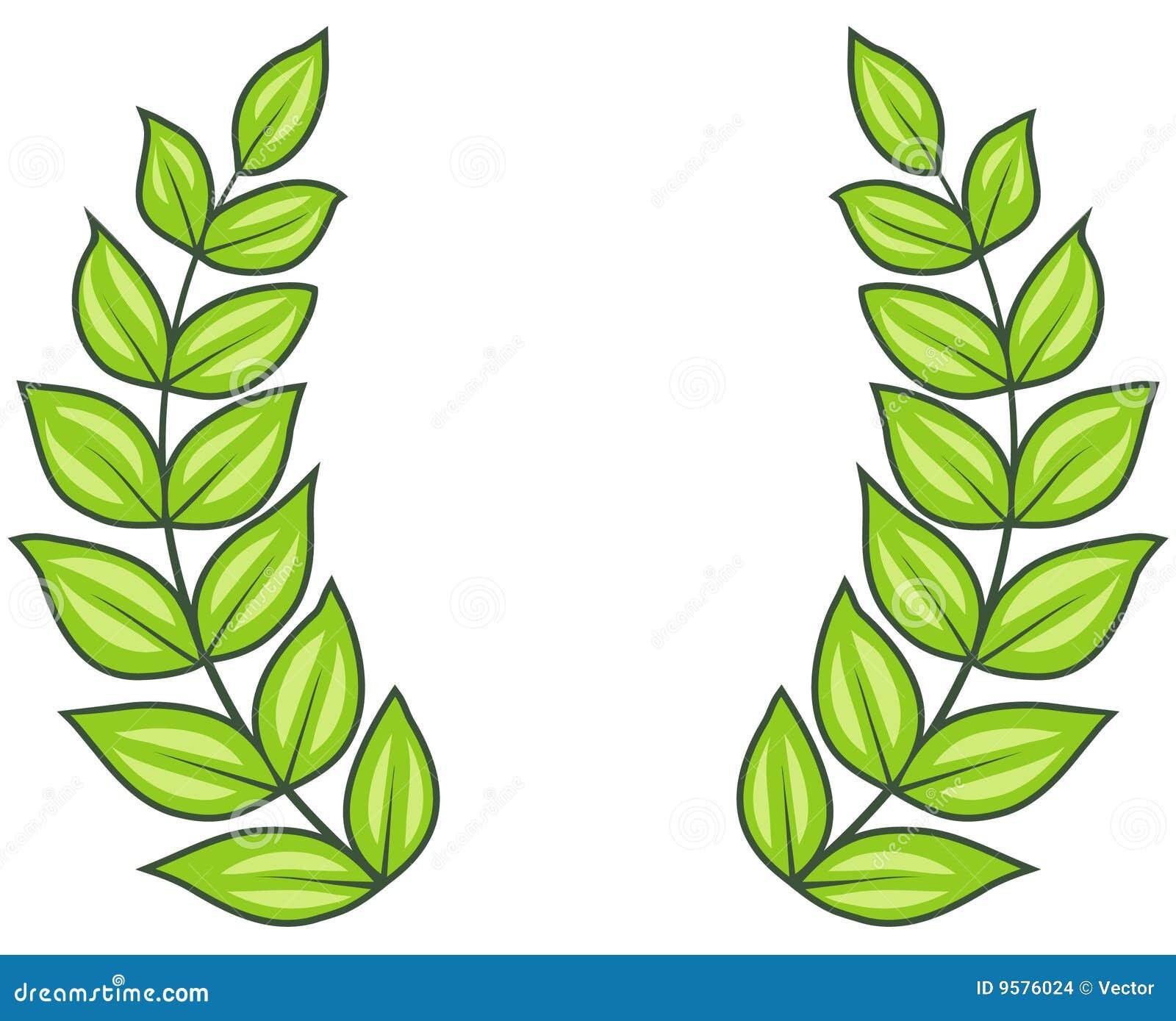 Laurel Wreath (Vector)