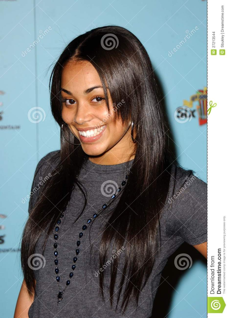 Lauren London Editorial Stock Image Image Of 06 Lauren