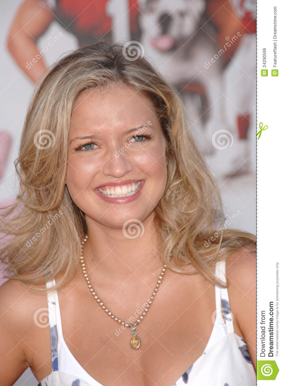 Lauren Storm, The Game editorial stock image  Image of