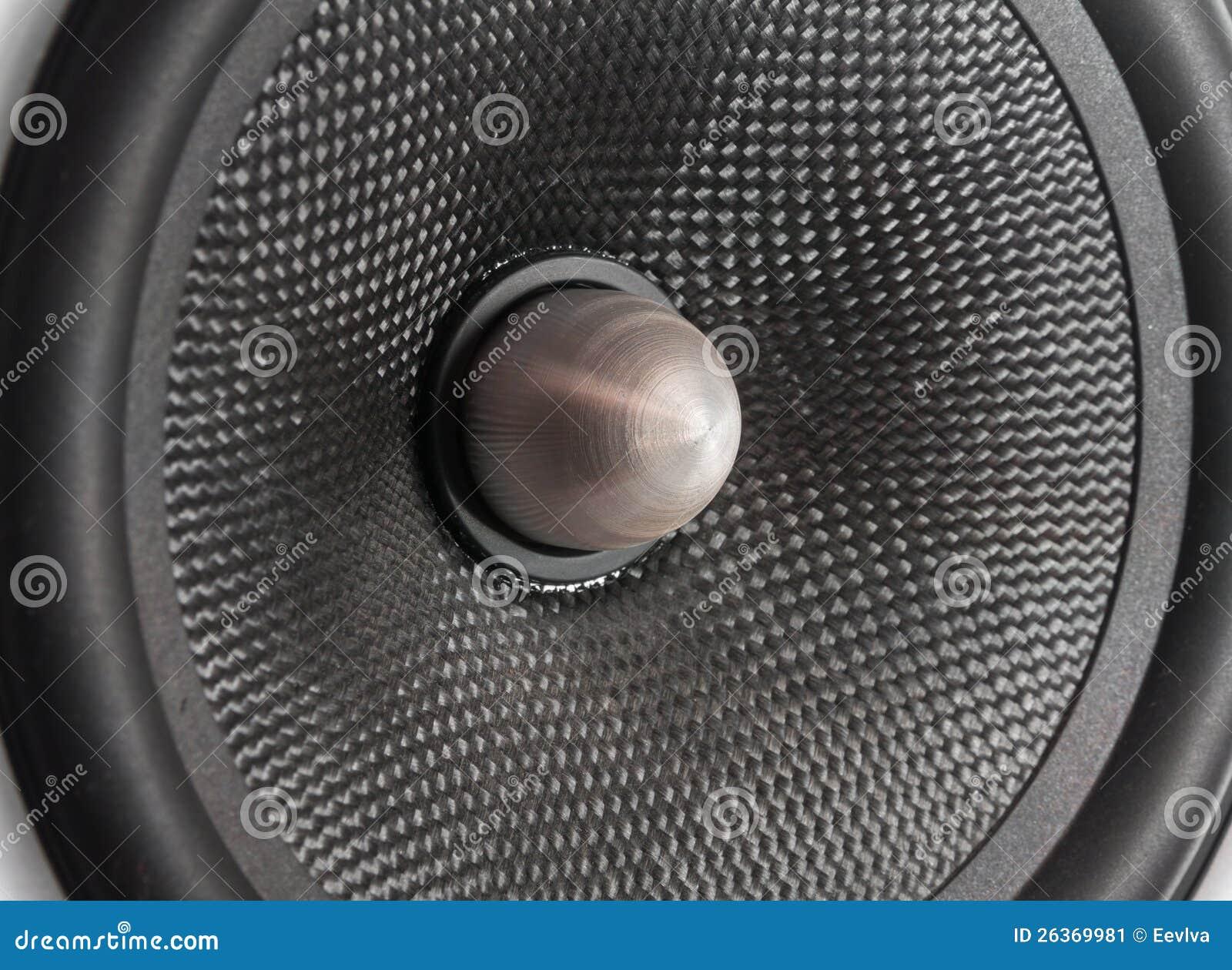 Lautsprecher Woofer.