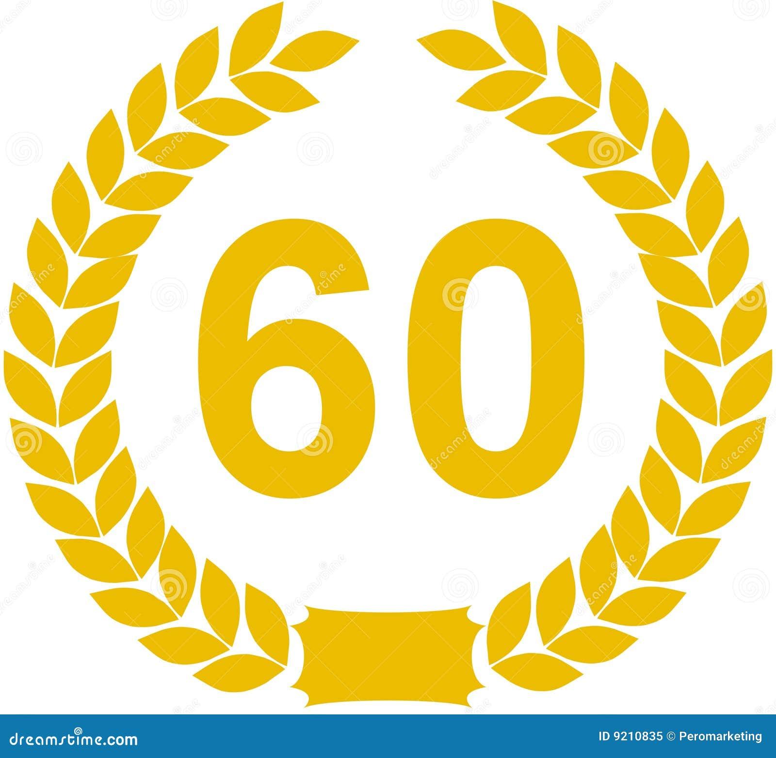 Lauwerkrans 60 Jaar