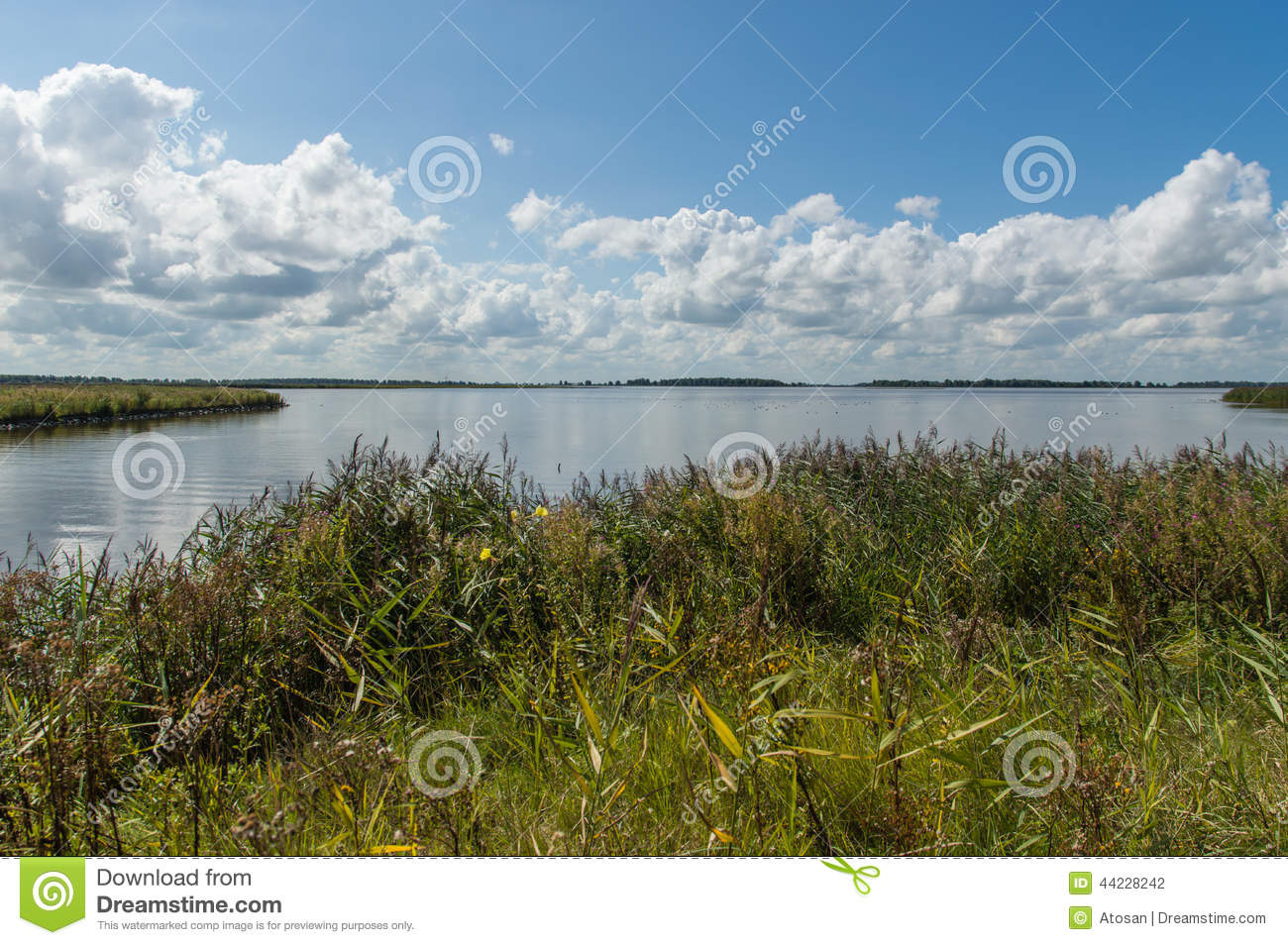 Lauwersmeer National Park