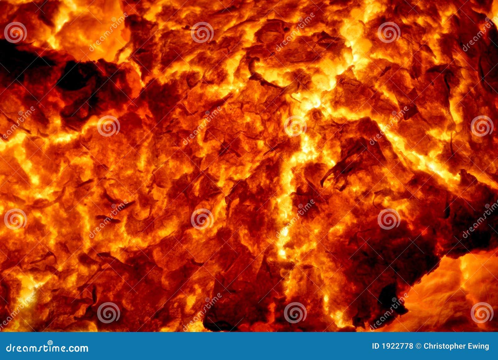 Lava derretida quente 5