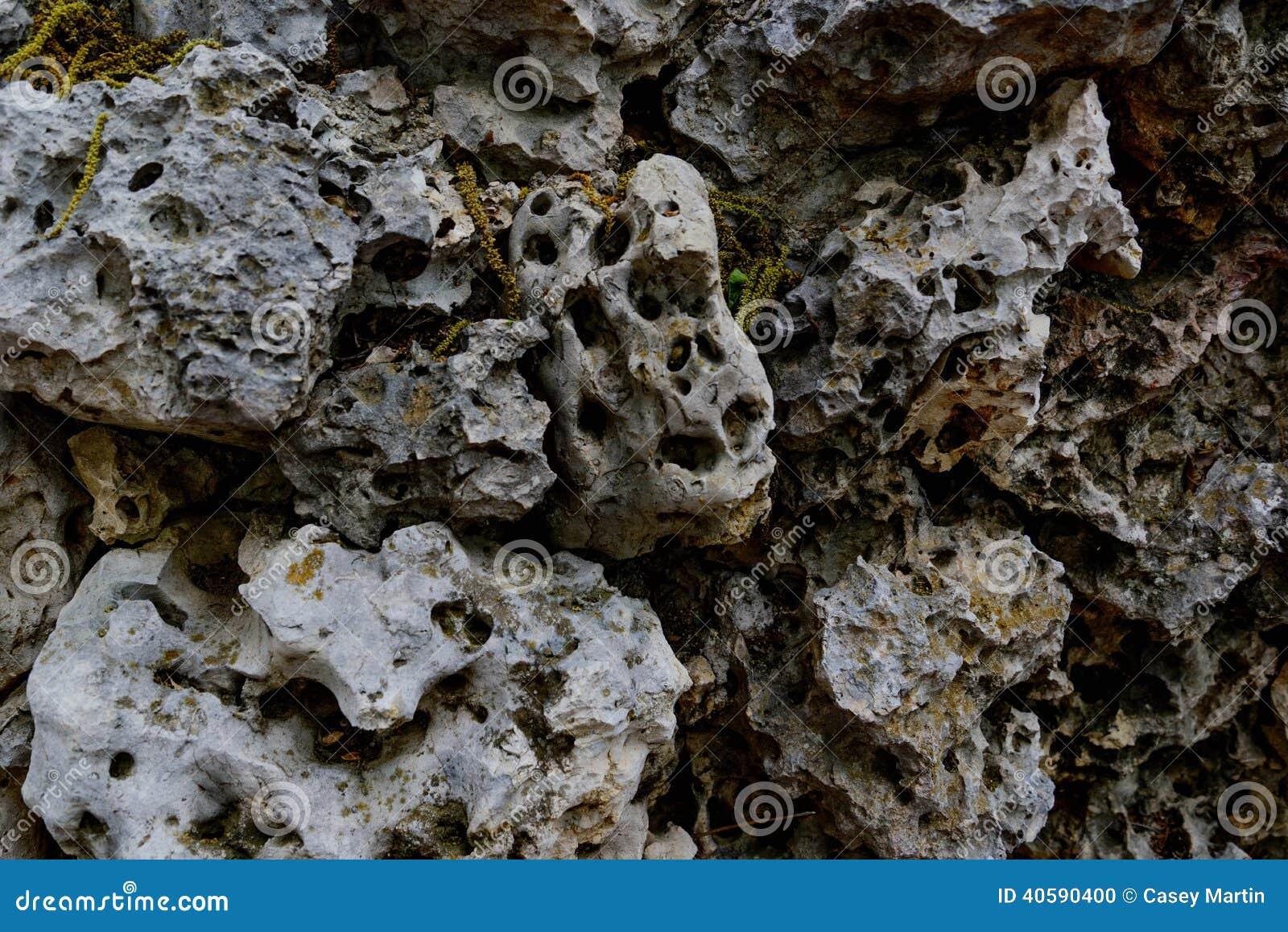 Lava Rock Stock Photo - Image: 40590400