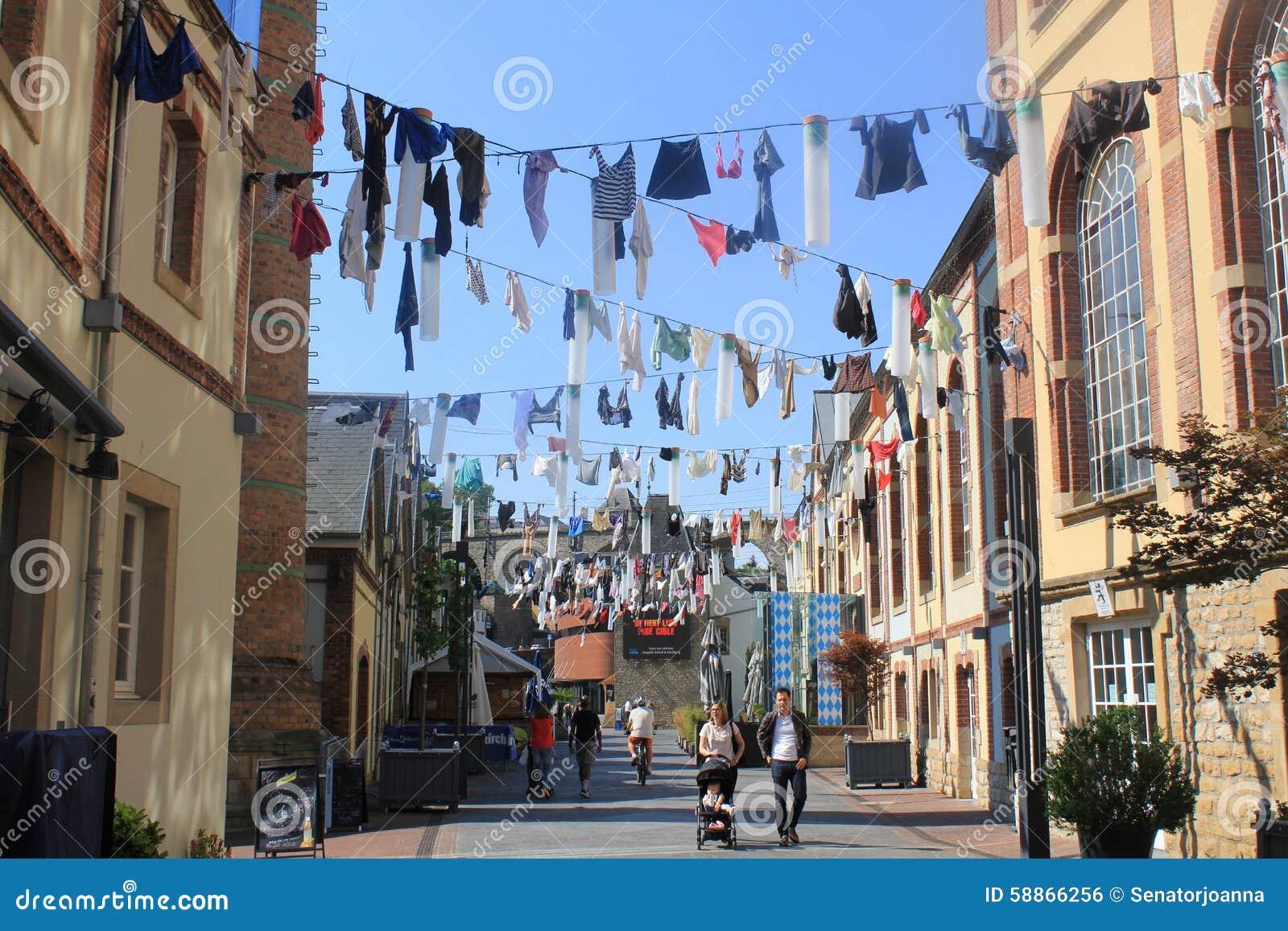 Lavadero - secado de paños en Luxemburgo