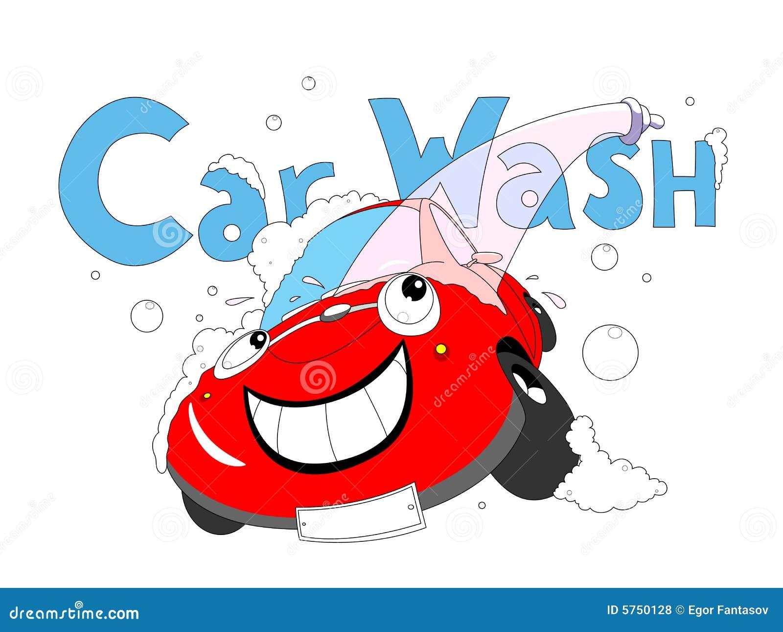 lavage de voiture photos libres de droits image 5750128. Black Bedroom Furniture Sets. Home Design Ideas