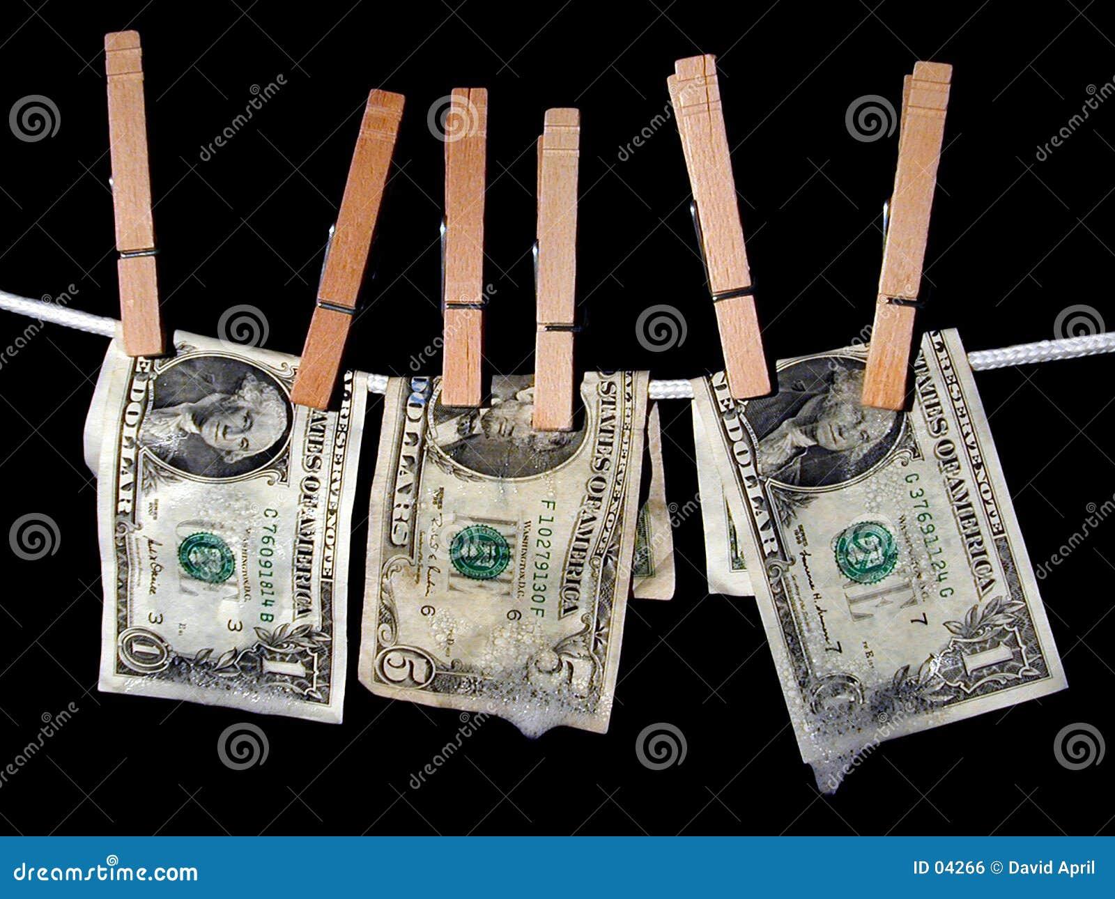 Lavagem de dinheiro
