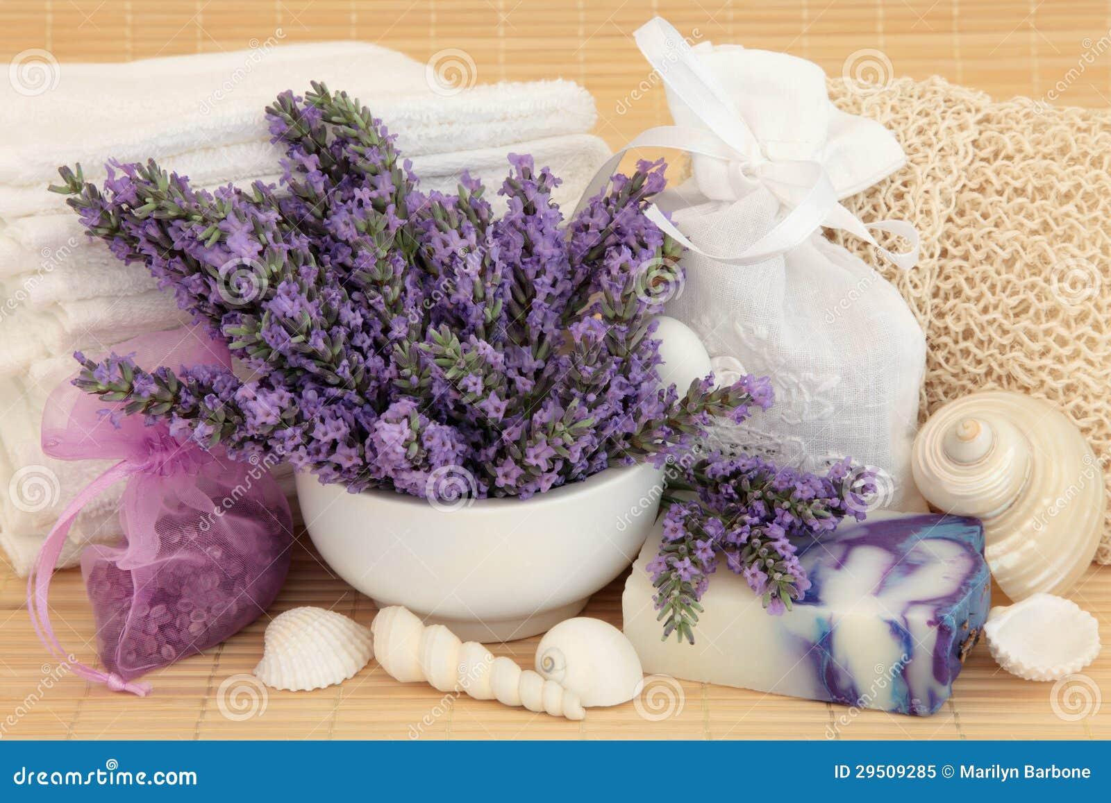 Lavendel Herb Spa