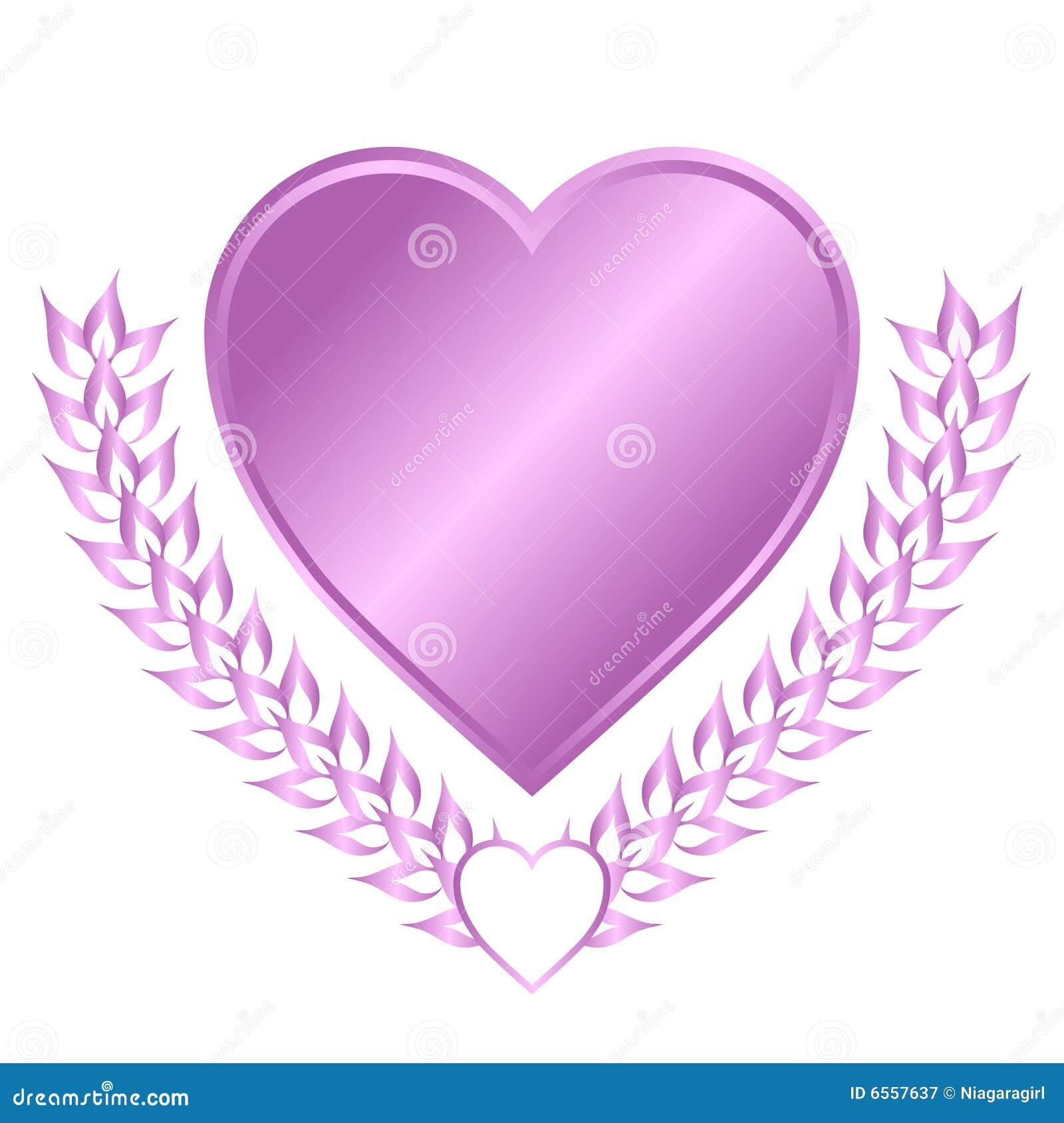 Lavendel-Inner-Scheitel