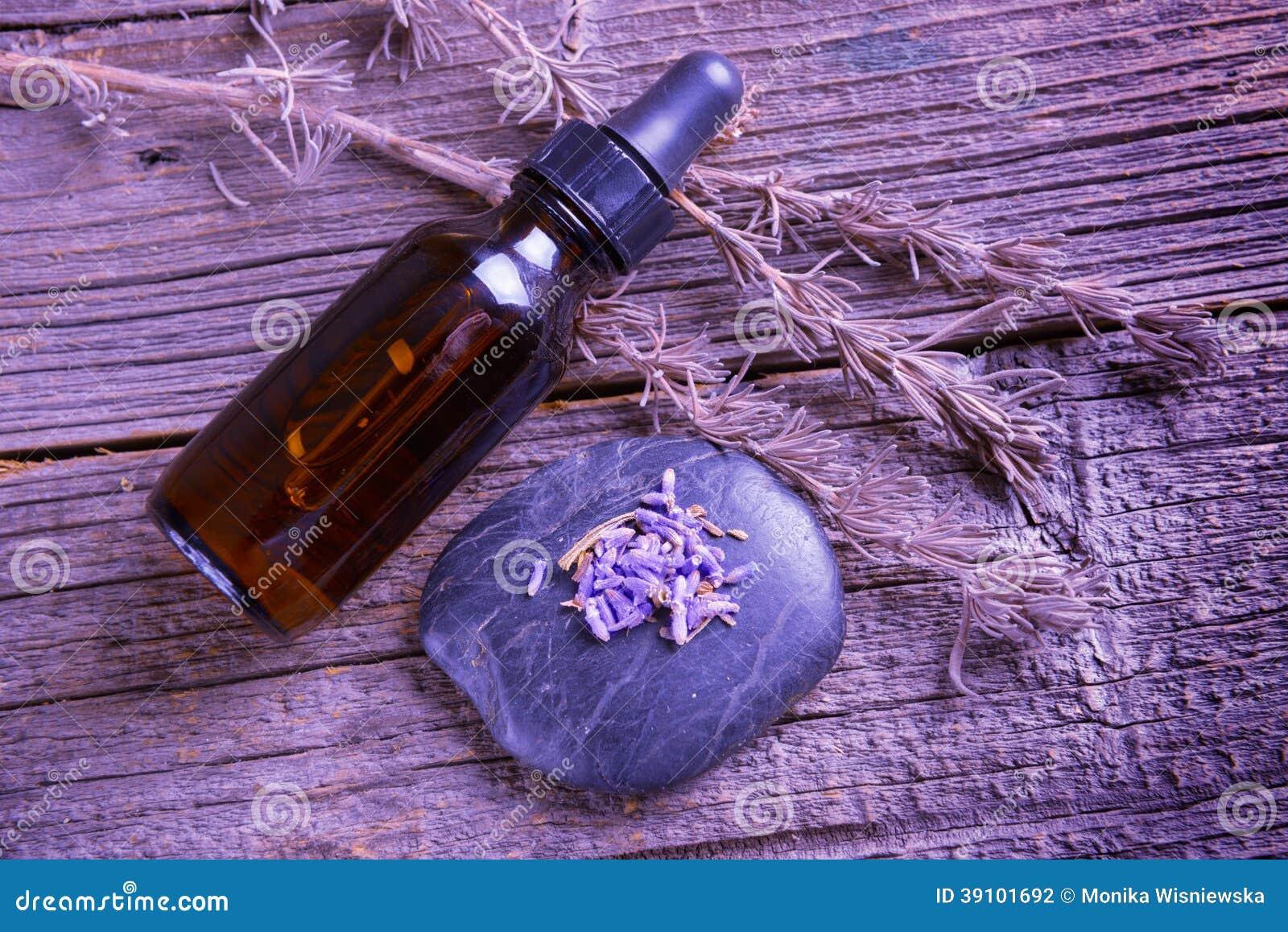 Lavendeletherische olie