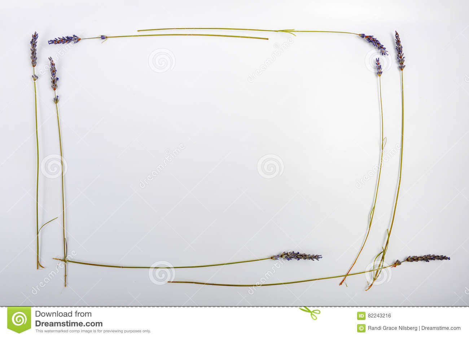 Lavendelrahmen