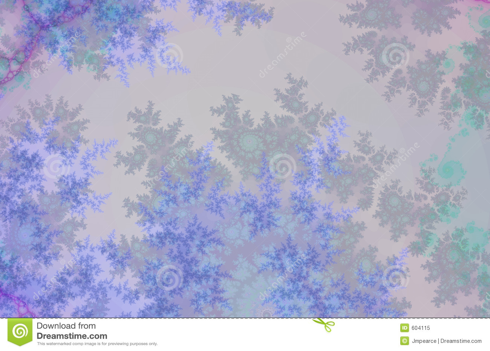 Lavendertreefractal