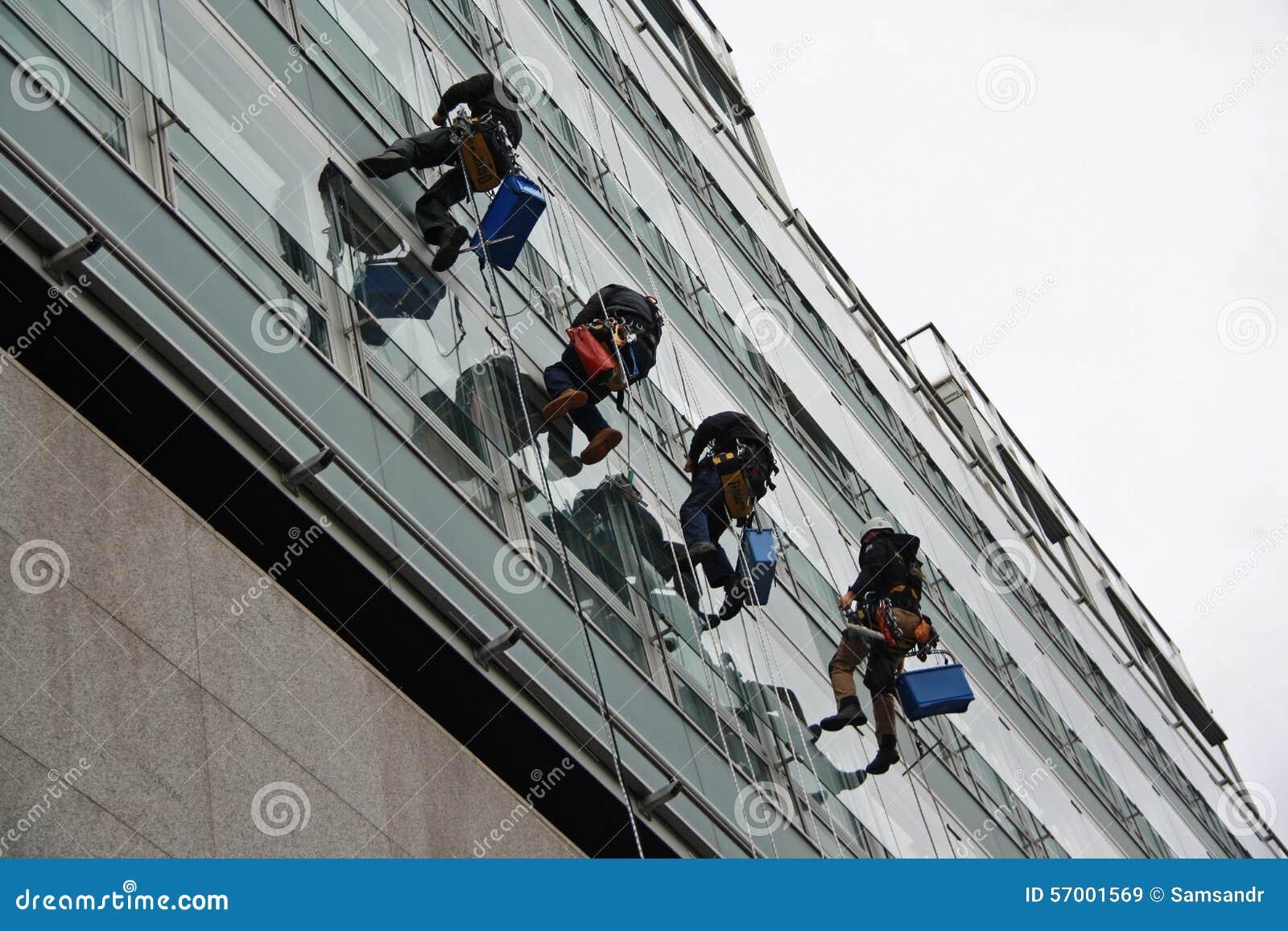 Laveurs de vitres