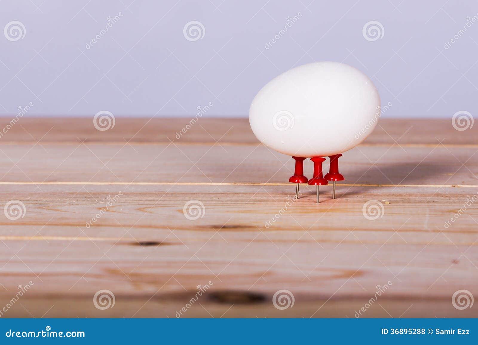 Download Lavoro di squadra illustrazione di stock. Illustrazione di uovo - 36895288