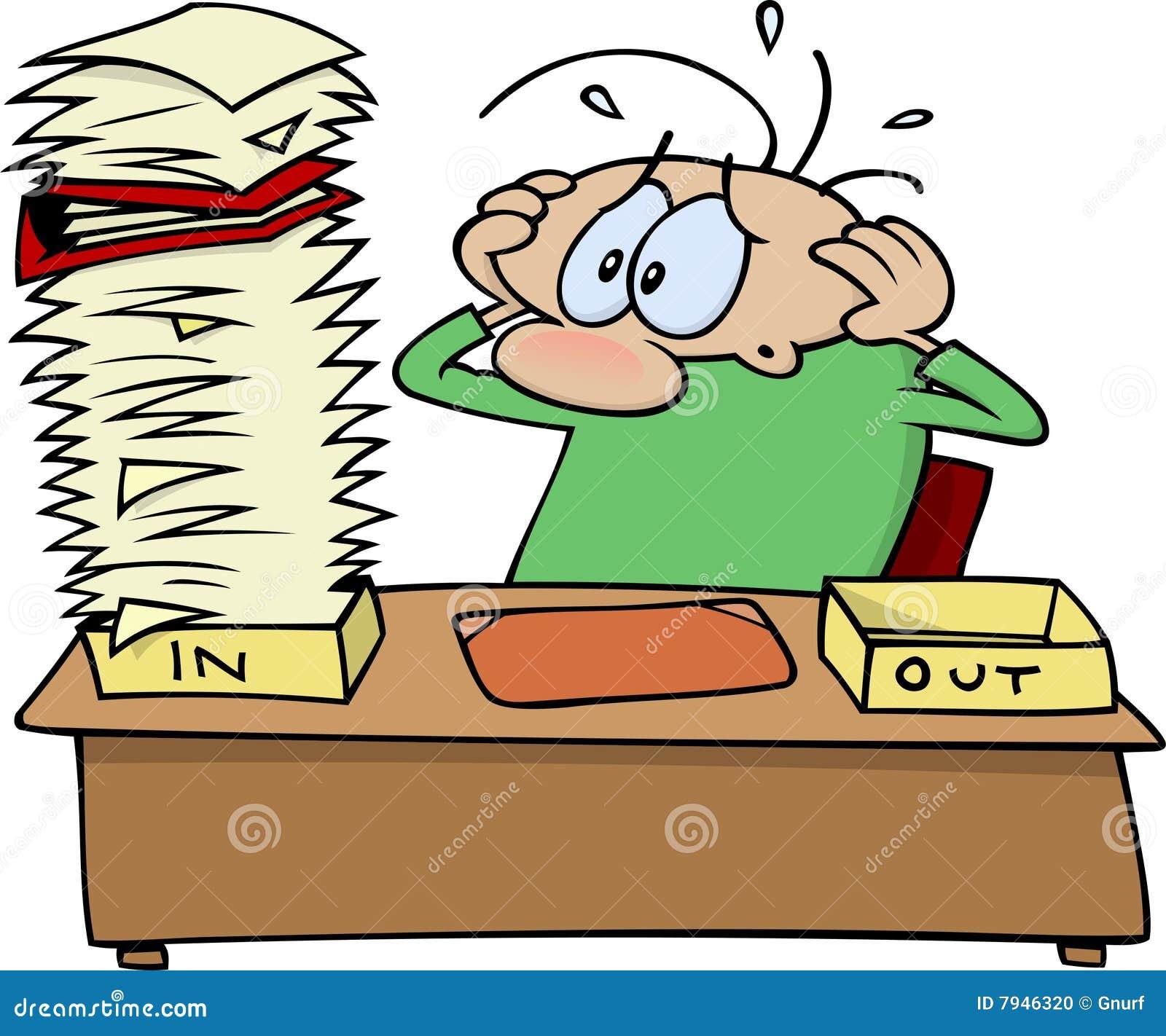 Lavoro di ufficio fotografia stock immagine 7946320 for Ufficio lavoro