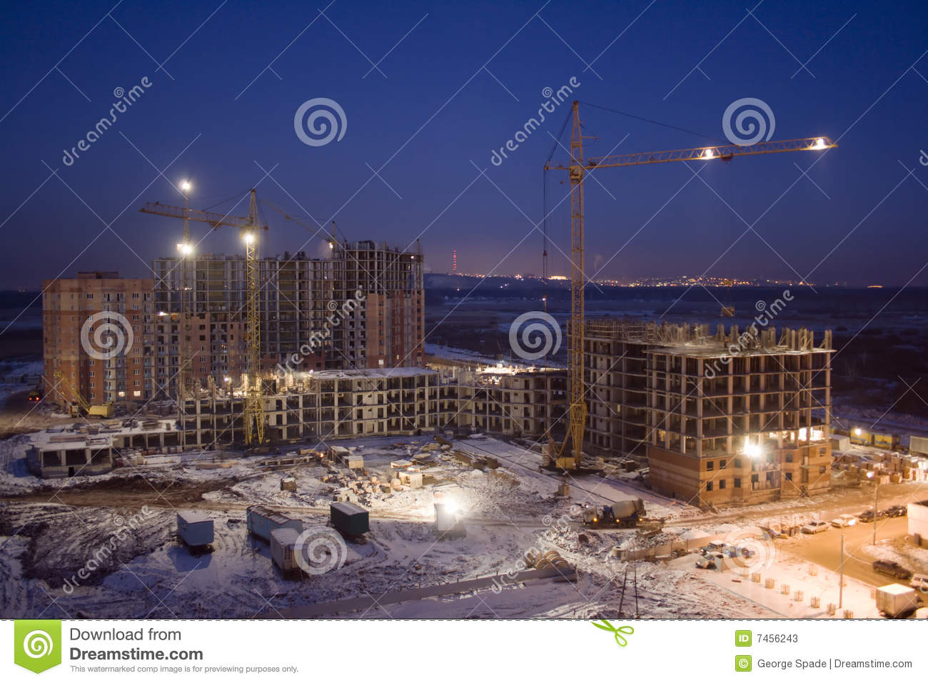 Lavoro Notturno Foto Stock - Download 604 Royalty Free Photos