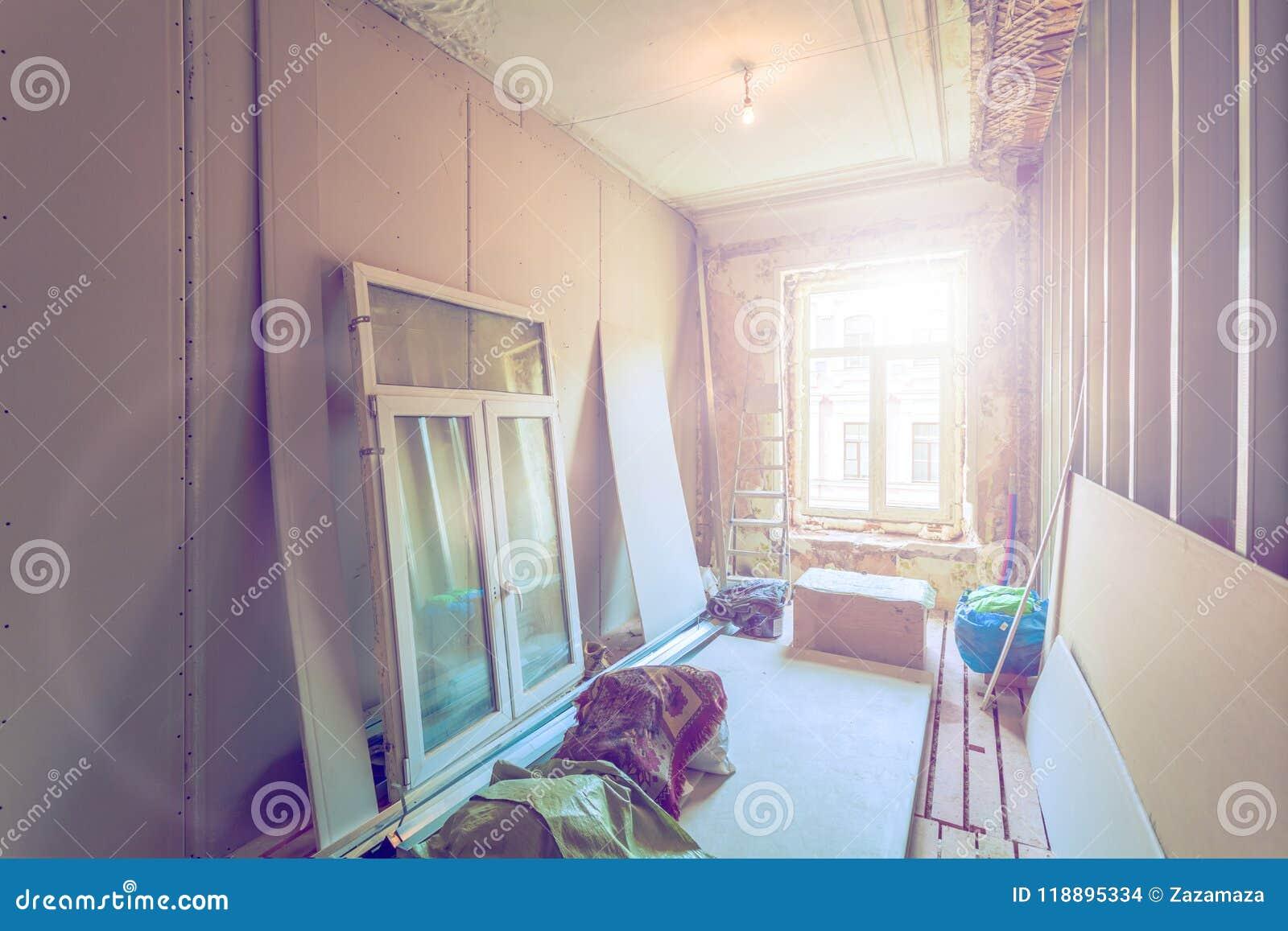 Gesso Per Pareti - The Studio Apartments