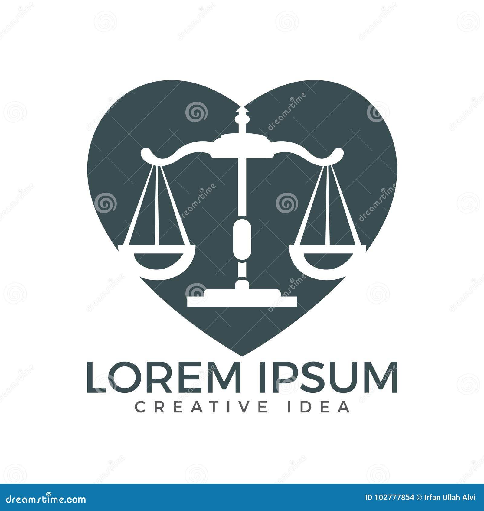 Law and attorney logo design stock illustration illustration of company criminal biocorpaavc Choice Image