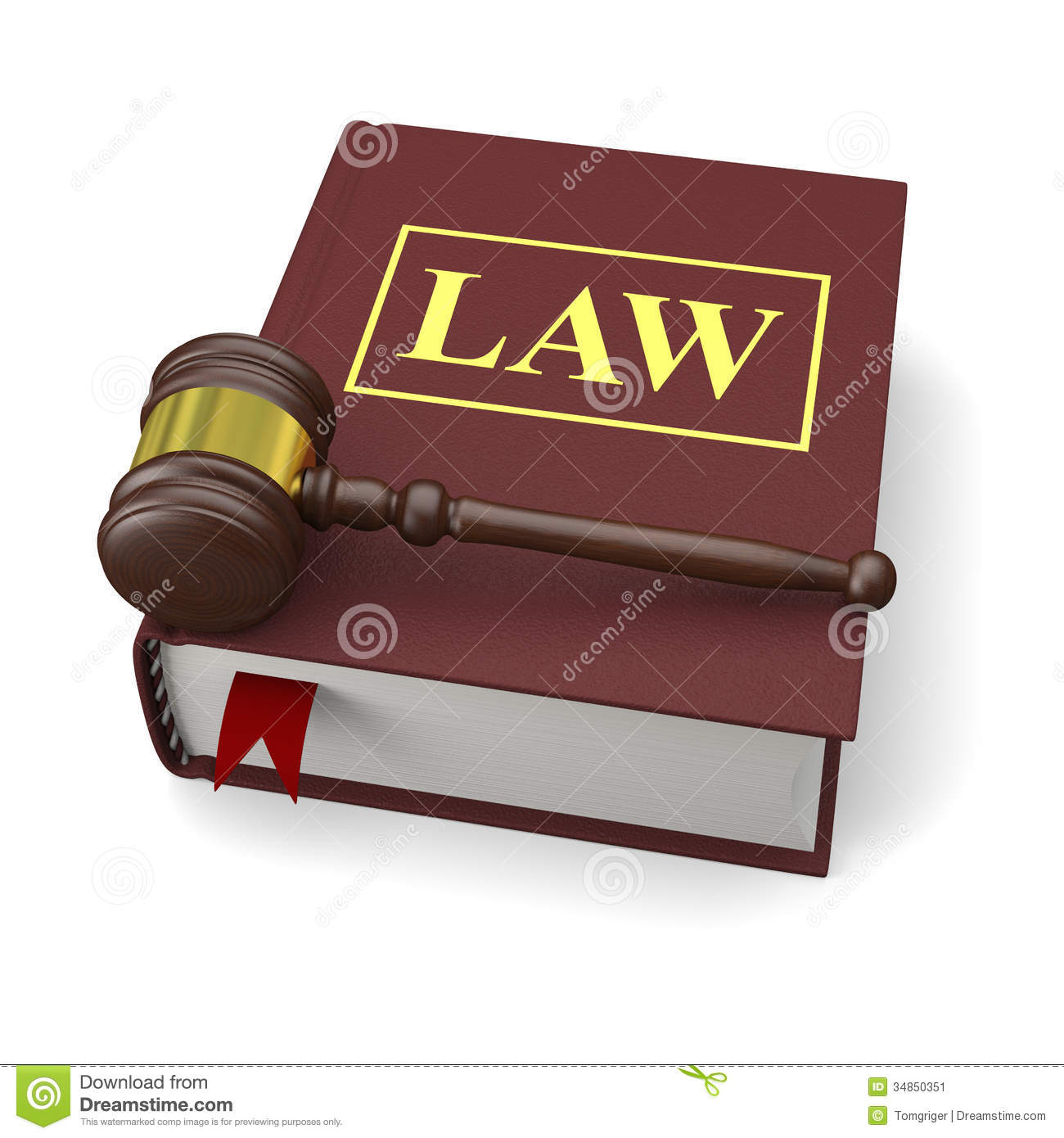 Justice scale stock image image 605751 - Gavel And Law B Judges Gavel Clipart
