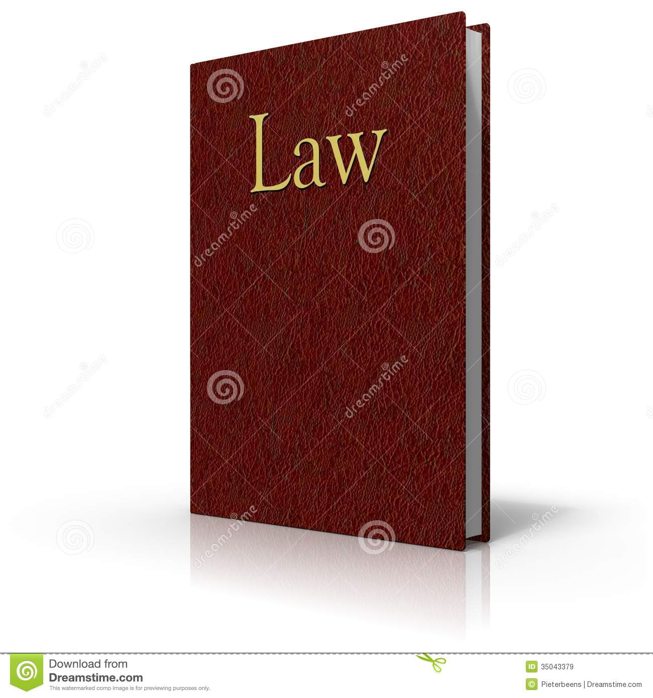 Law Book Cover Design : Law book with red leather cover royalty free stock images