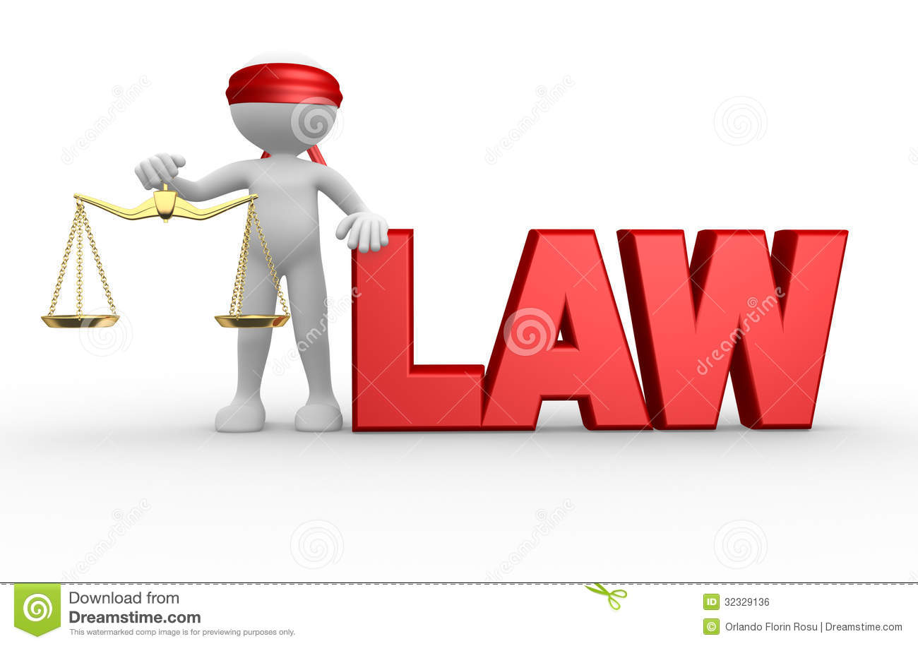 law royalty free stock image
