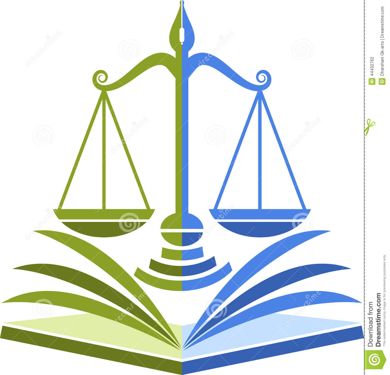 Law education logo stock vector. Image of icon ...