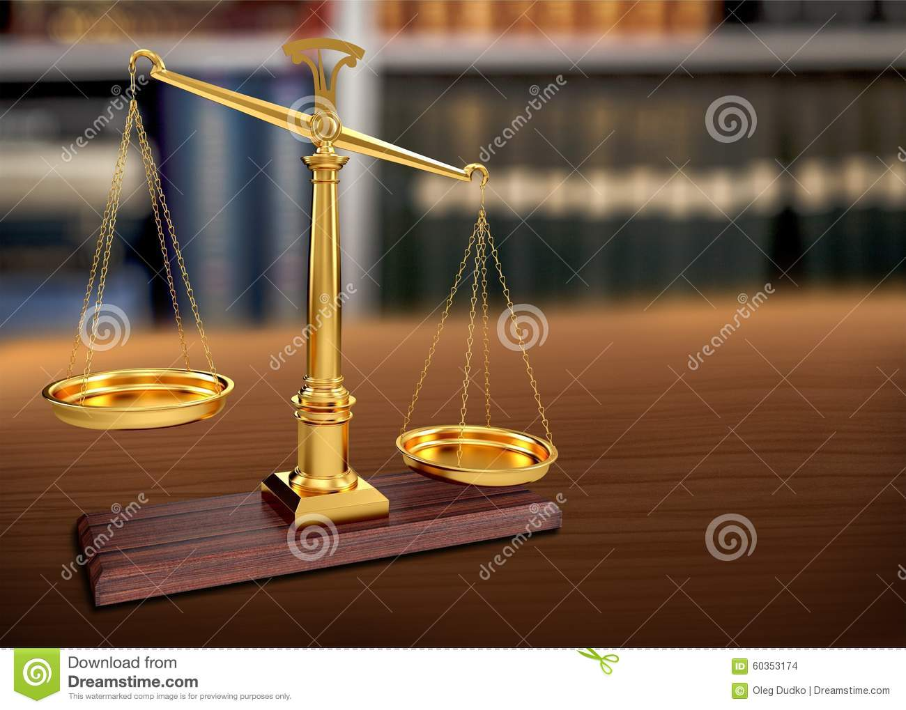 Law Justice Stock Photo - Image: 60353174