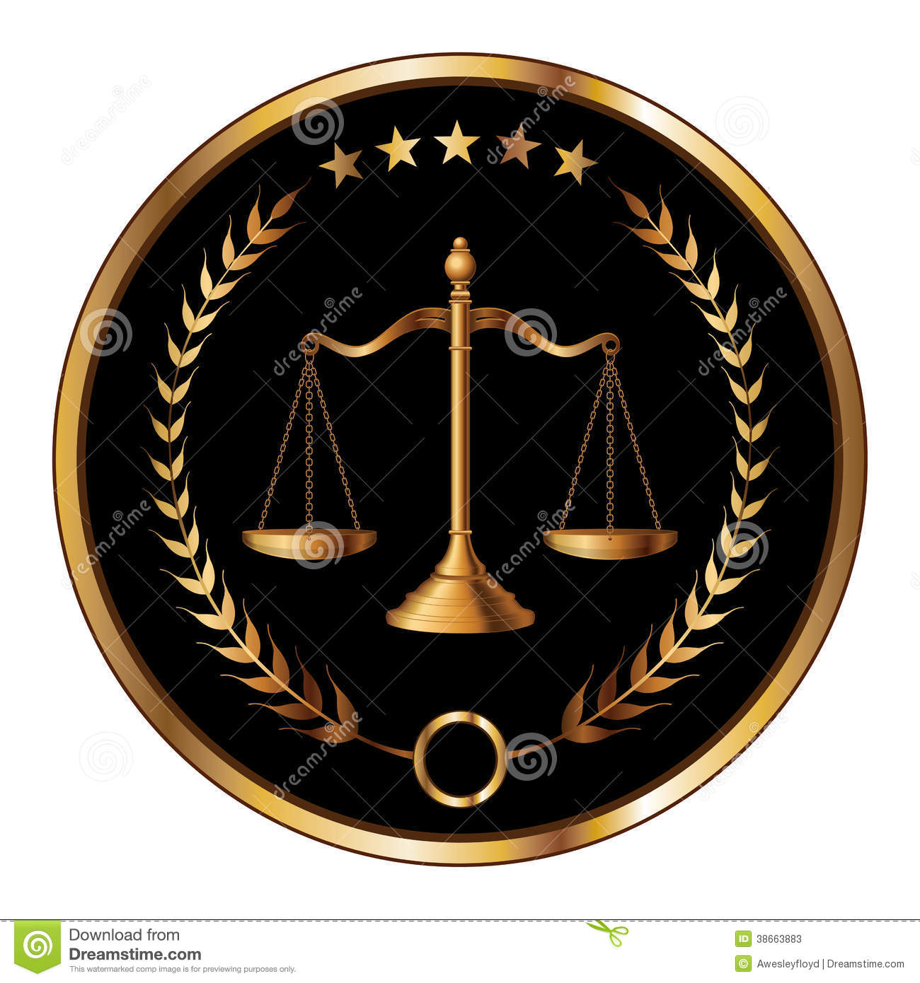 law or layer seal stock photos image 38663883 justice scales clip art free Justice Scale Clip Art and Heart