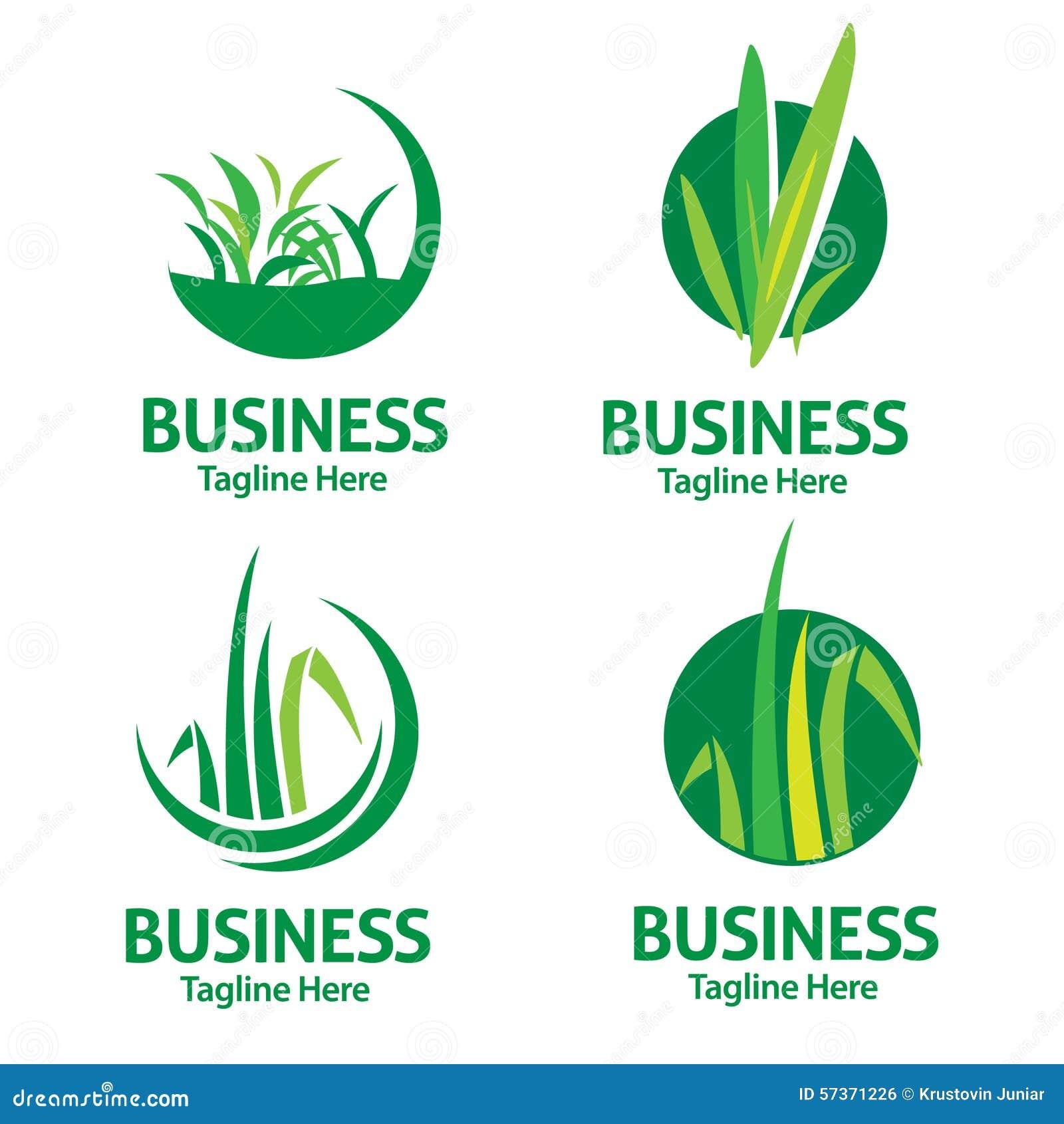 Lawn Care Logo Stock Vector - Image: 57371226