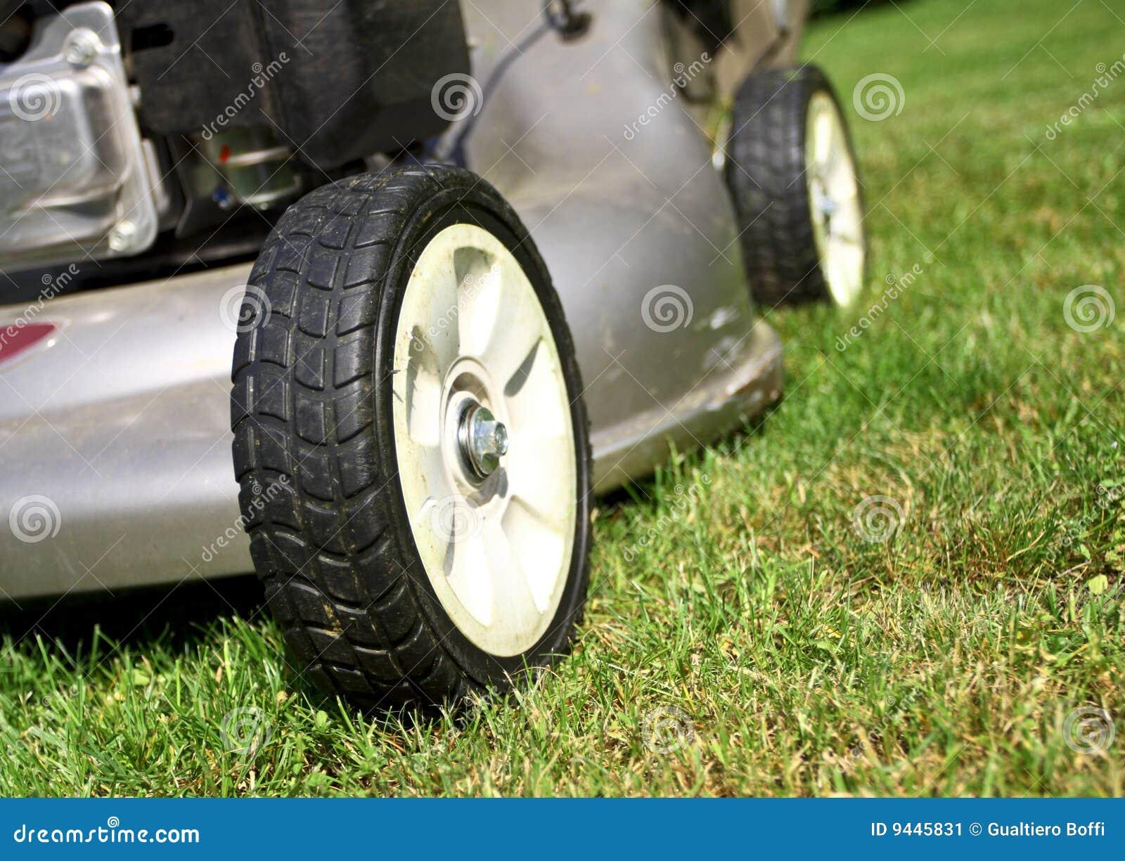 Lawn Mower detail