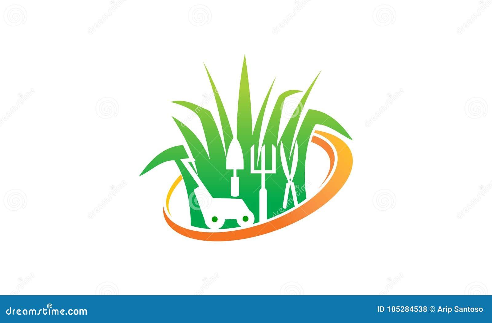 lawn care logo design free