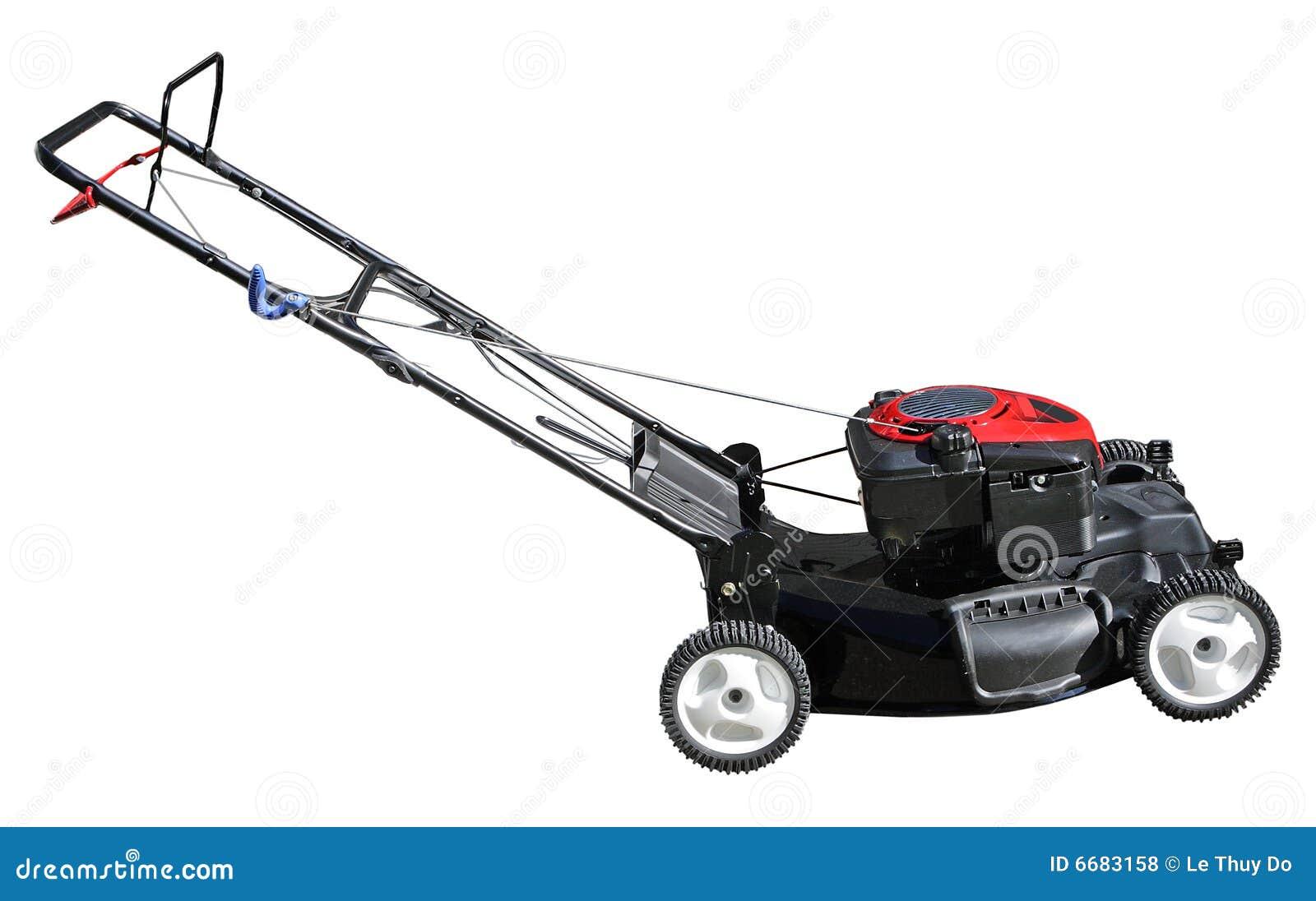 Lawngräsklippningsmaskin