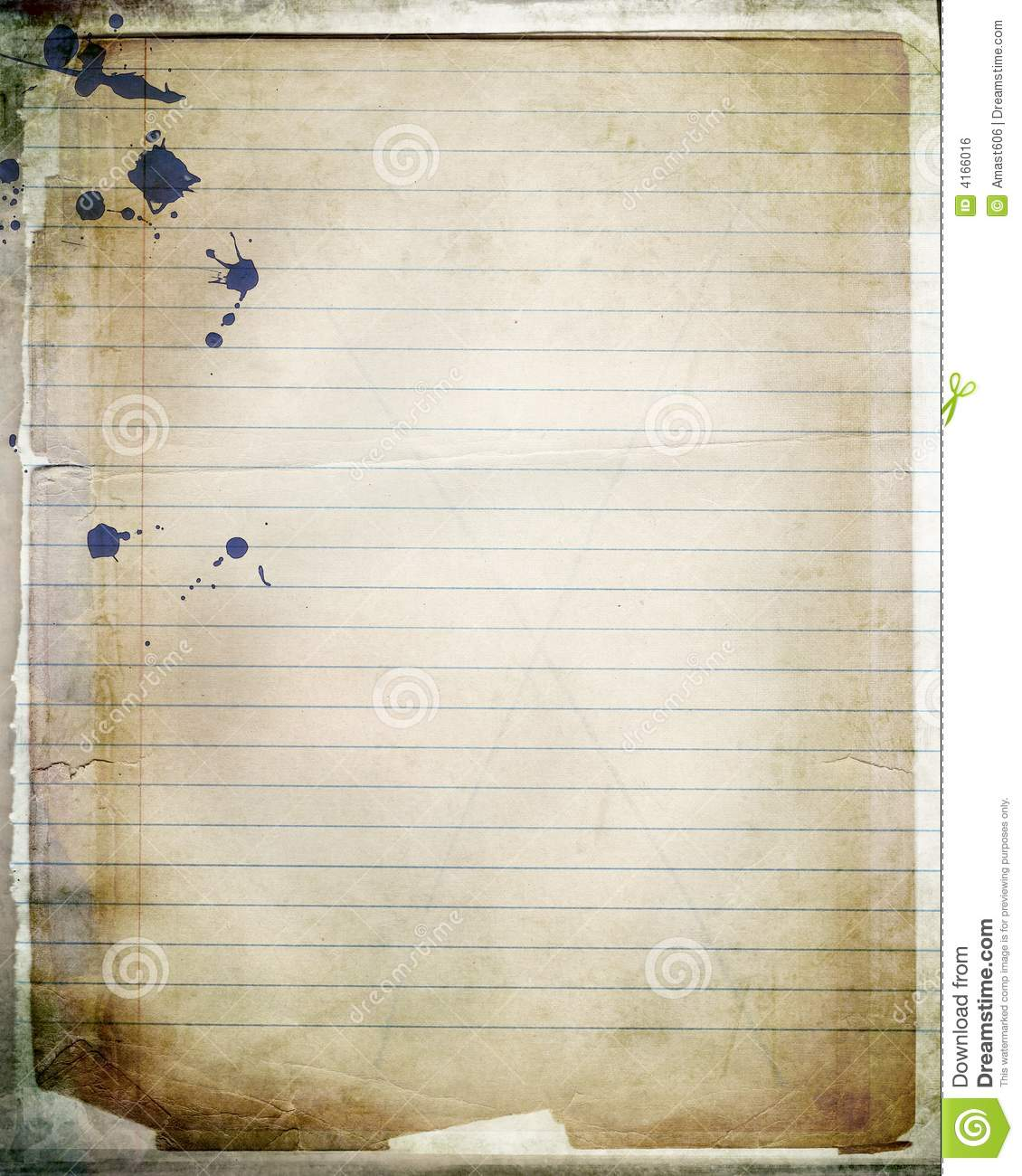 https://thumbs.dreamstime.com/z/layered-notebook-paper-4166016.jpg