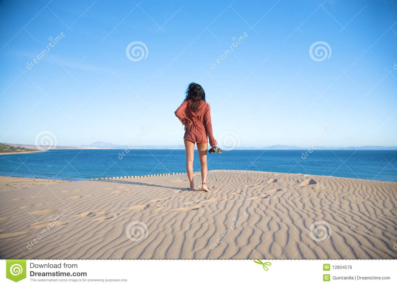 Lazer na praia de tarifa