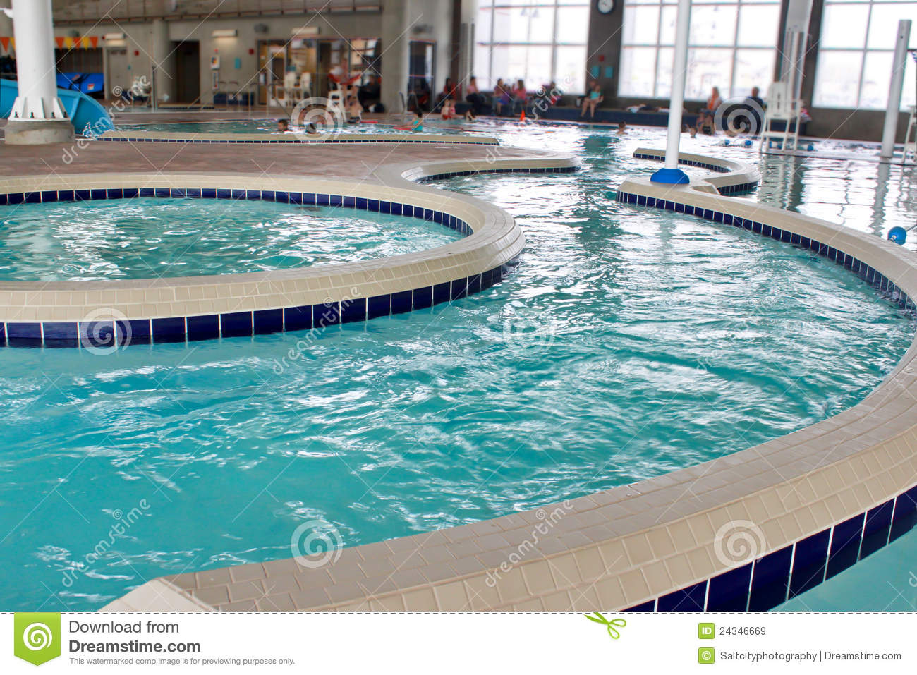 Lazy River Pool Stock Image Image Of Swim Race Board