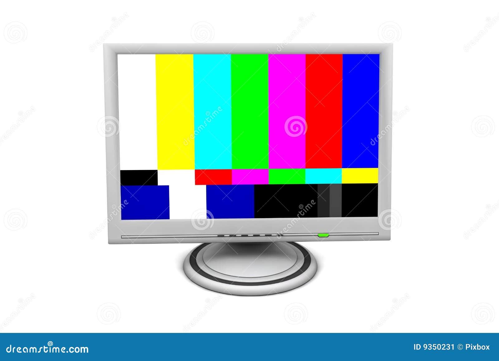 Led Monitor: Lcd Monitor Test