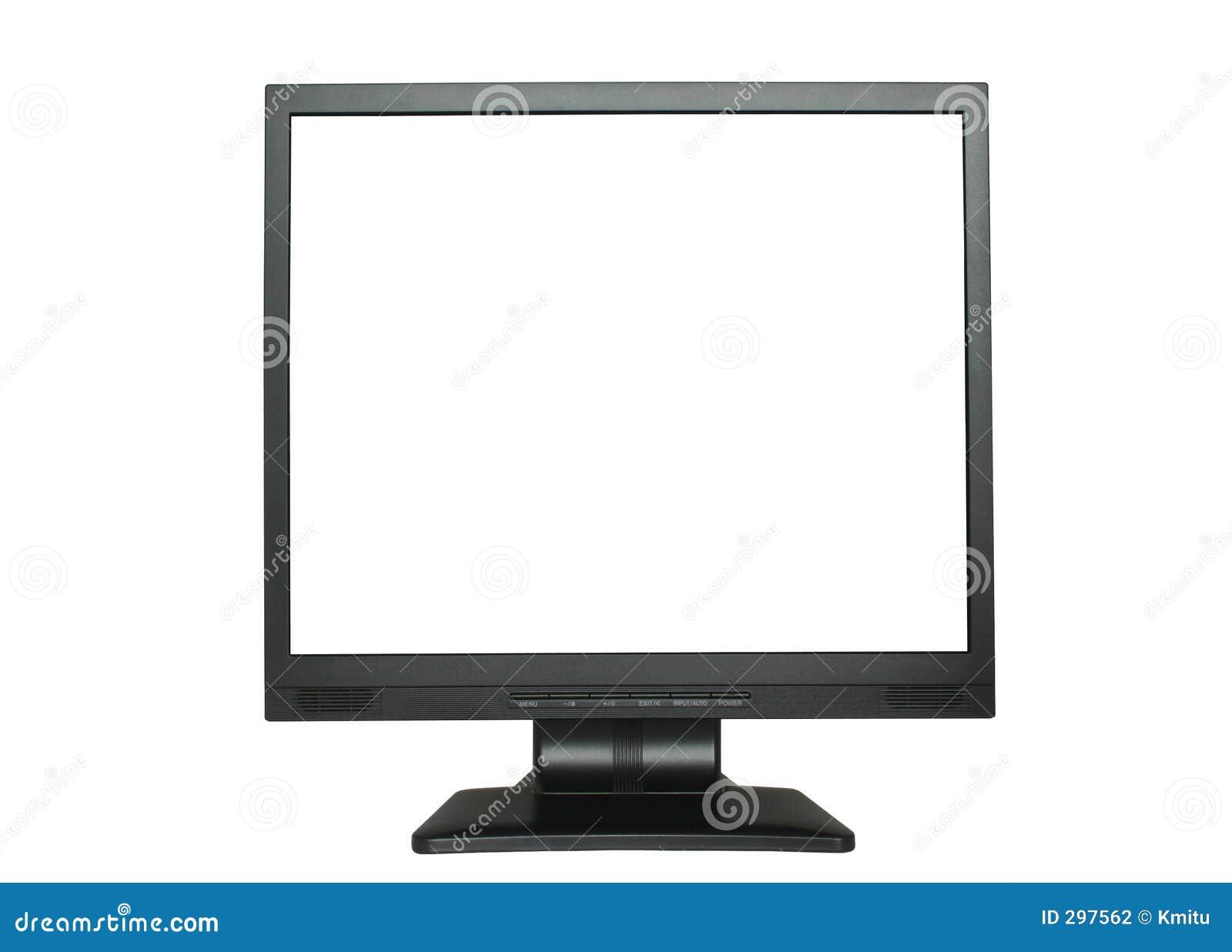 LCD trennte #4 - unbelegten Bildschirm