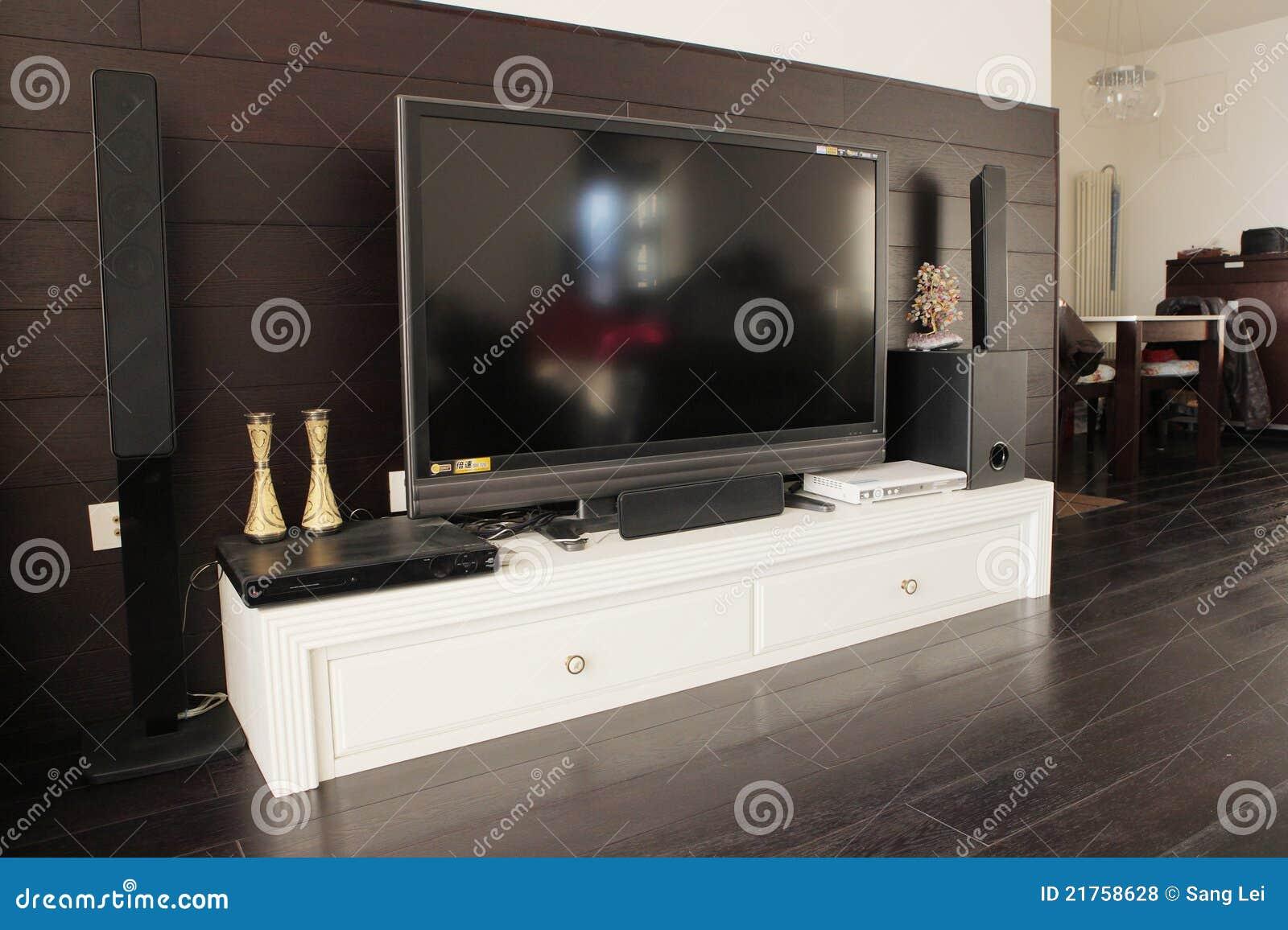 Roze en zwarte woonkamer stock foto   afbeelding: 12557800