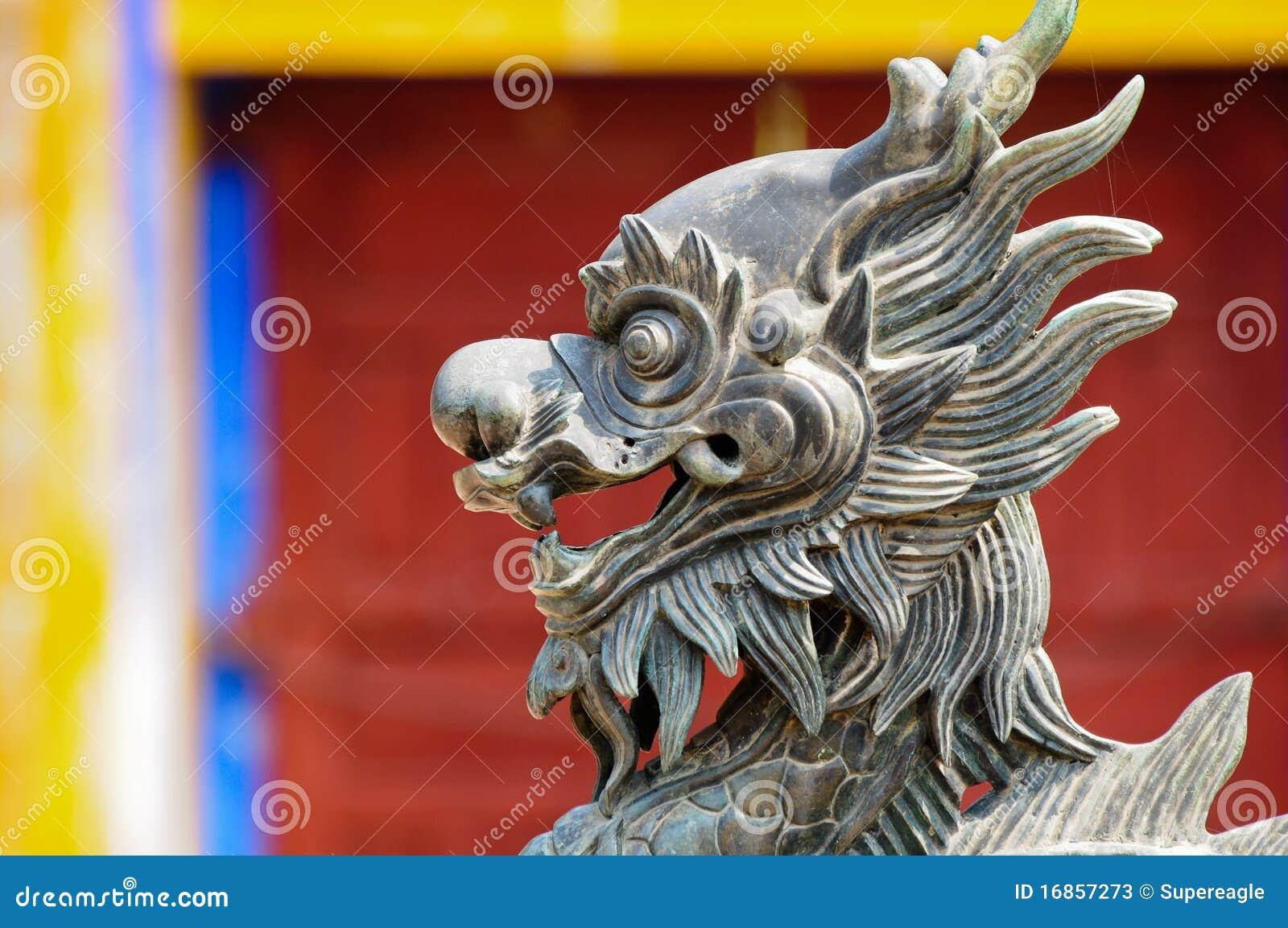 Leão de pedra, Vietnam
