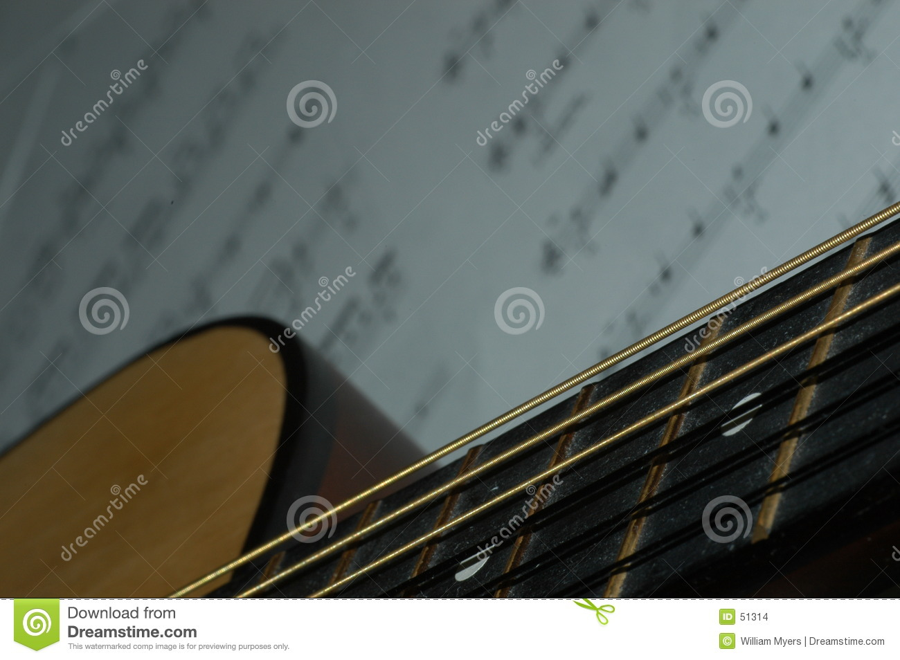 Download Leçon de guitare photo stock. Image du sons, strings, pays - 51314