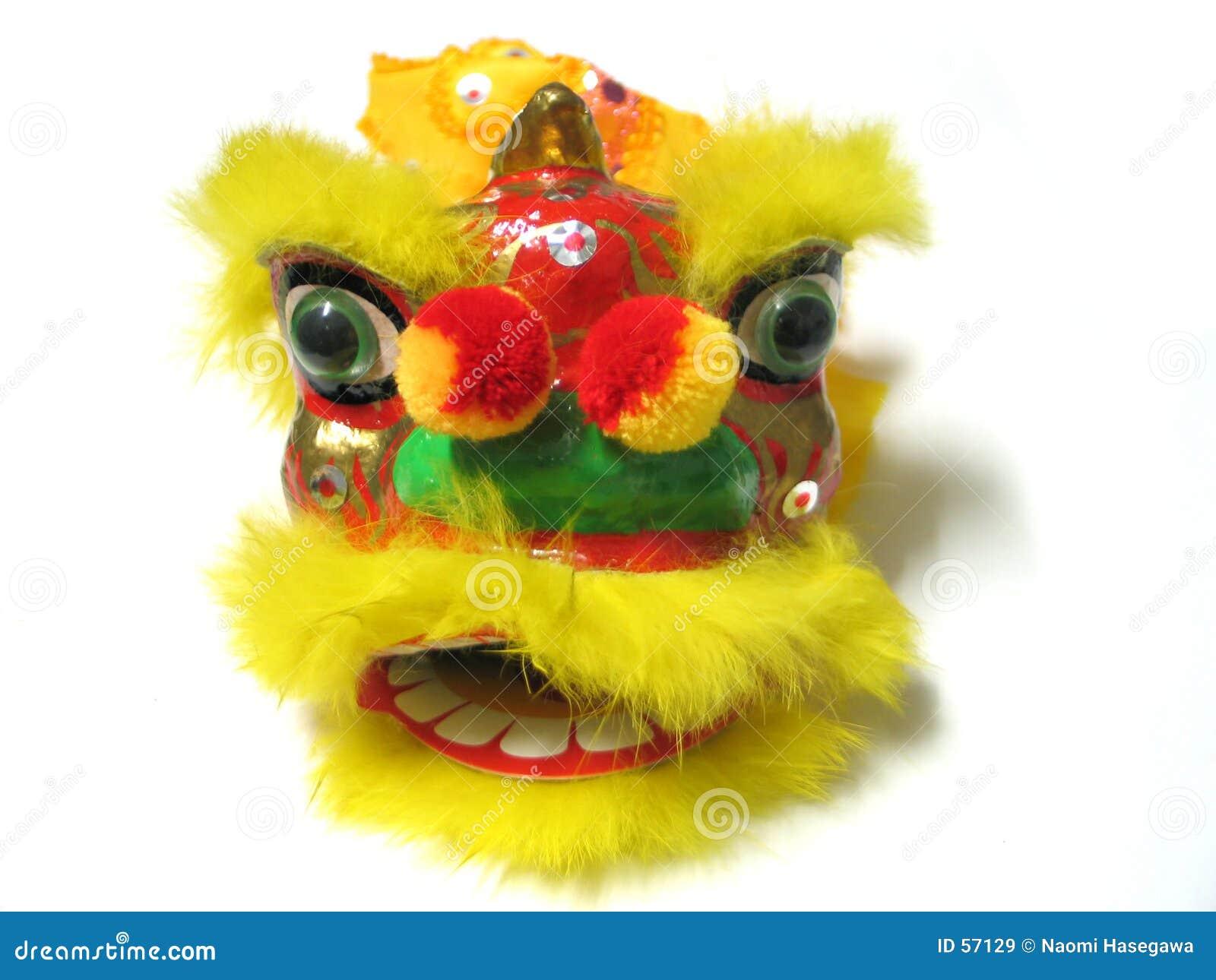 León chino del Año Nuevo