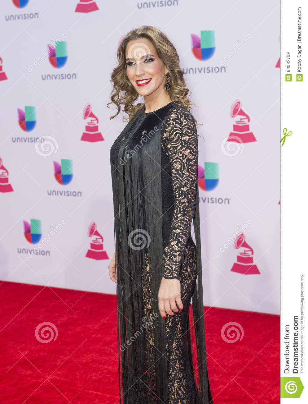 Download Le 16ème Grammy Awards Latin Annuel Image stock éditorial - Image du chanteur, hispanique: 63082709
