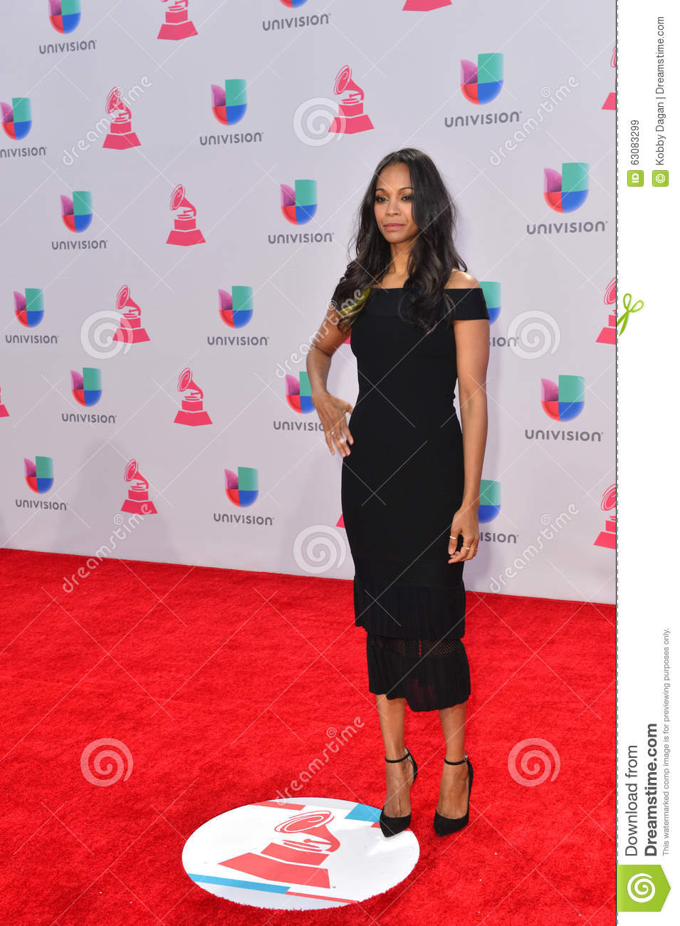 Download Le 16ème Grammy Awards Latin Annuel Image stock éditorial - Image du rouge, exposition: 63083299