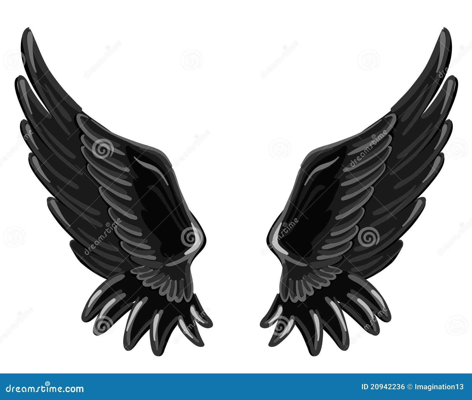 Le ali di un angelo caduto