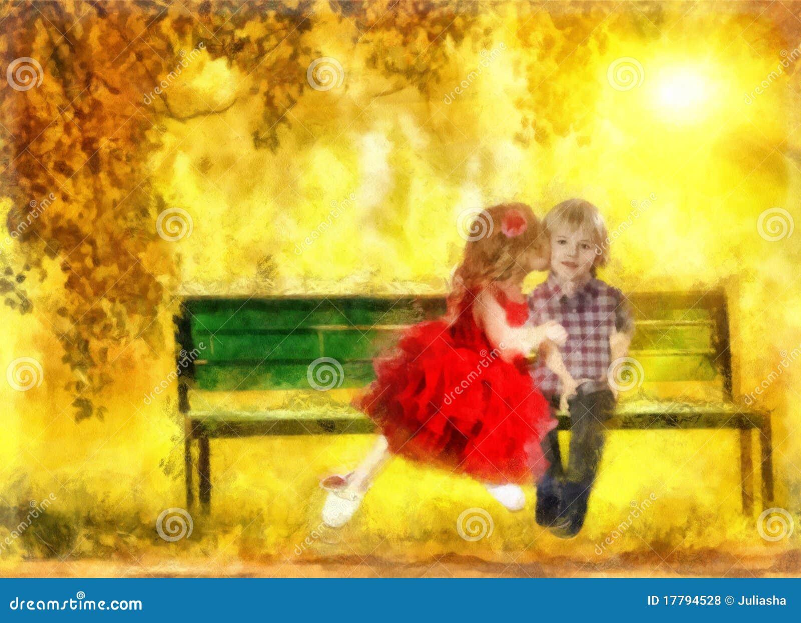 Le baiser le plus doux