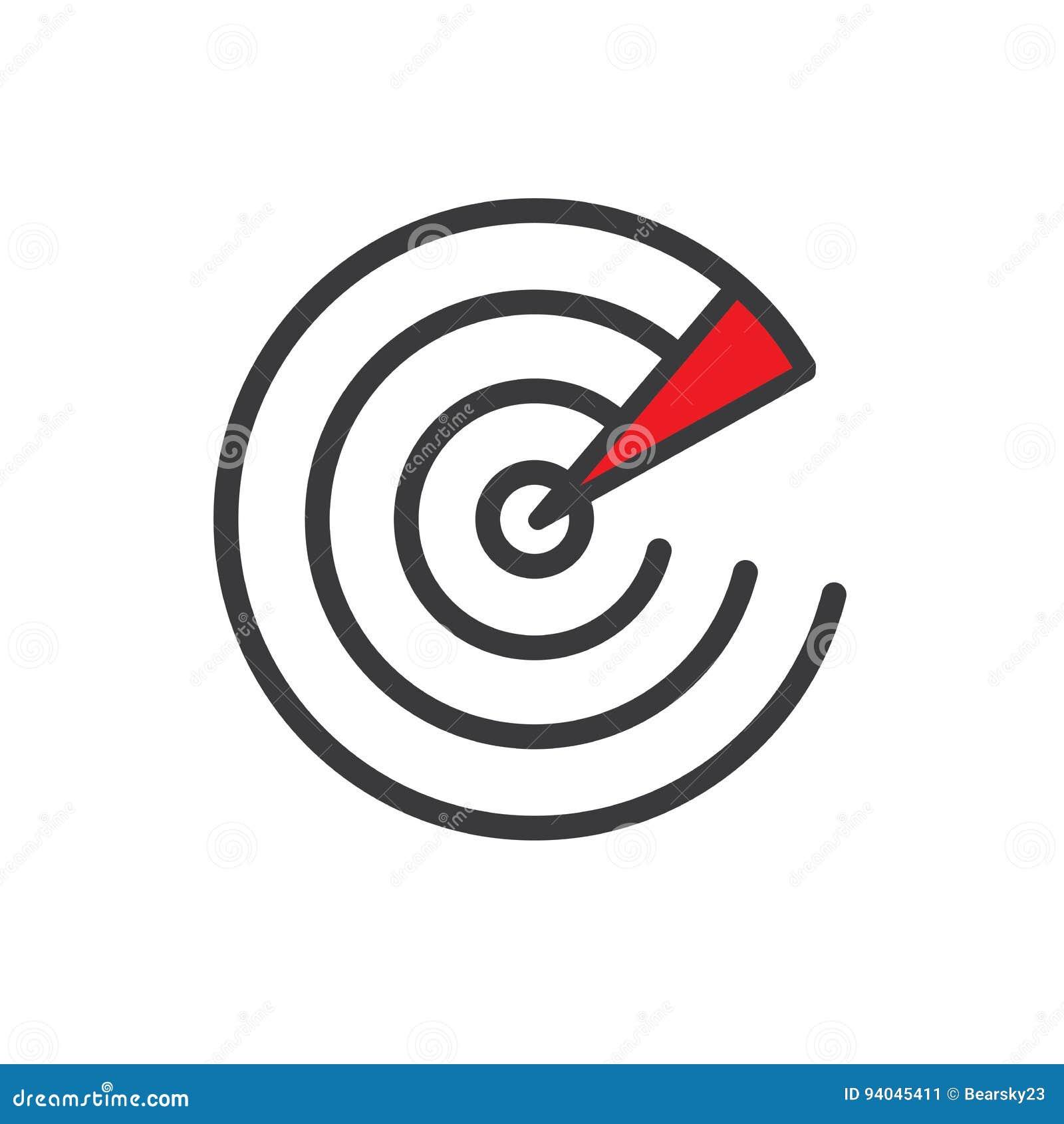 Le balayage ou le sonar de radar communiquant avec la transmission ondule de retour a