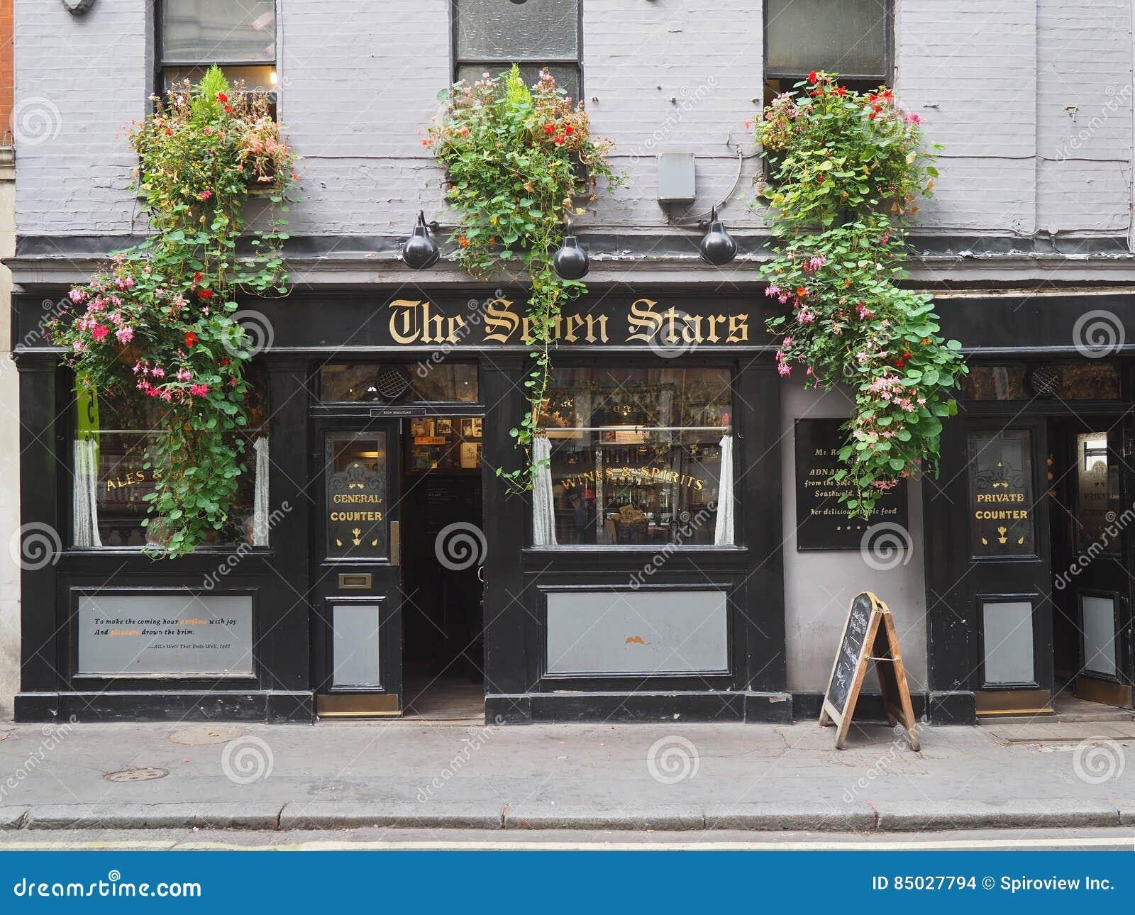 Le bar le plus ancien à Londres