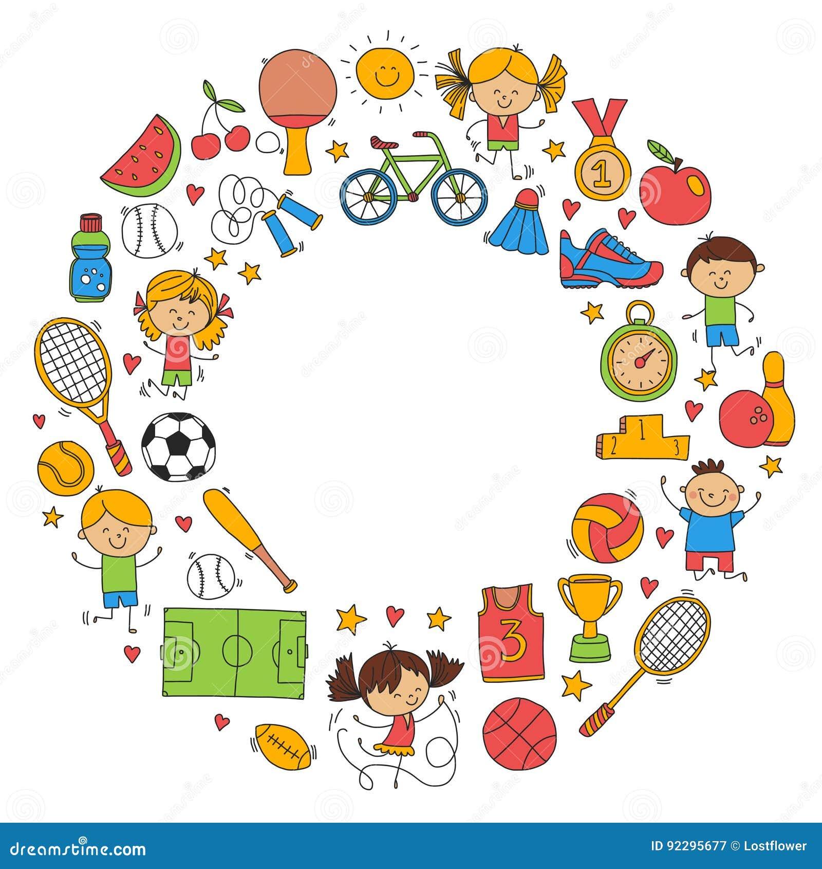 Le base-ball de récompense de fonctionnement de bicyclette de basket-ball de tennis de volleyball du football de forme physique d